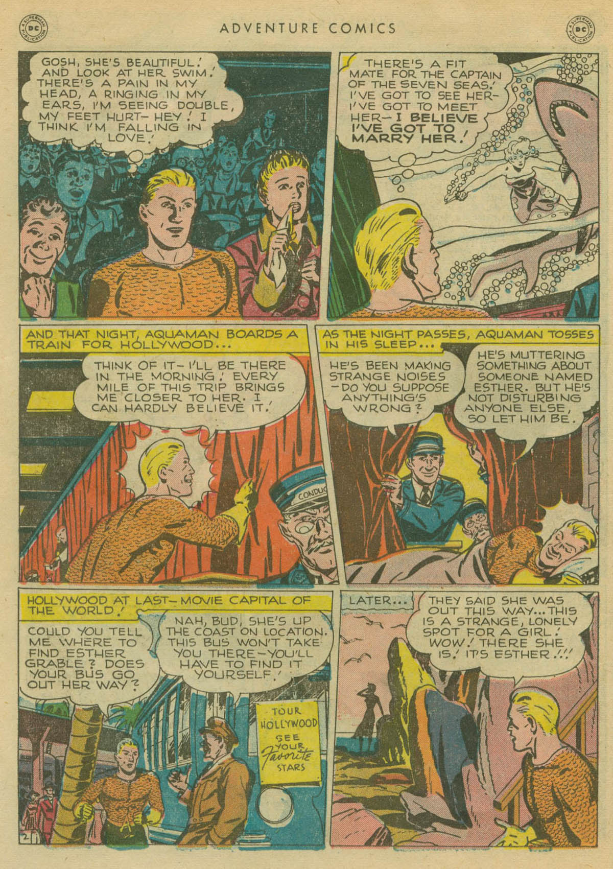 Read online Adventure Comics (1938) comic -  Issue #130 - 15