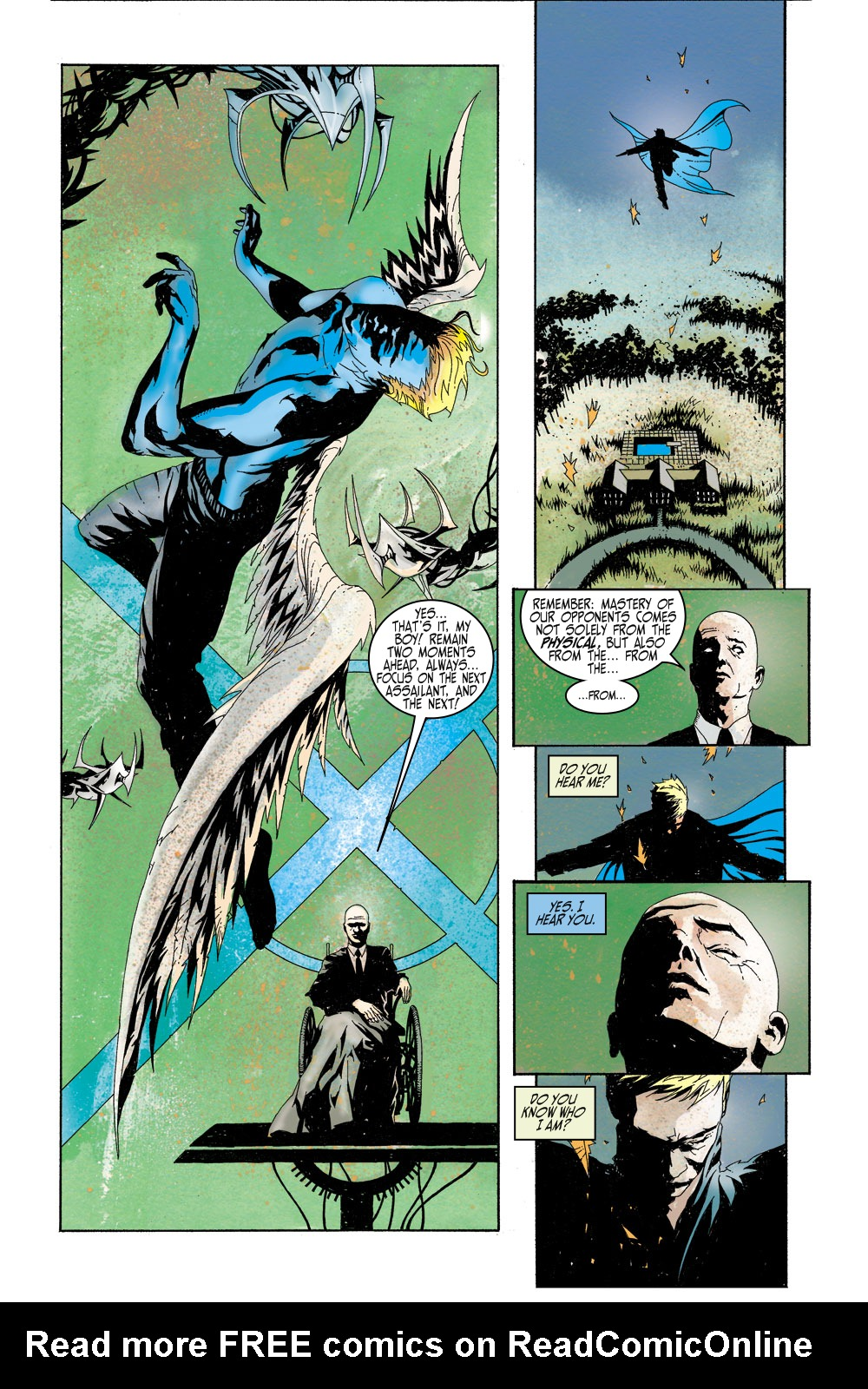 Read online Sentry (2000) comic -  Issue #4 - 5