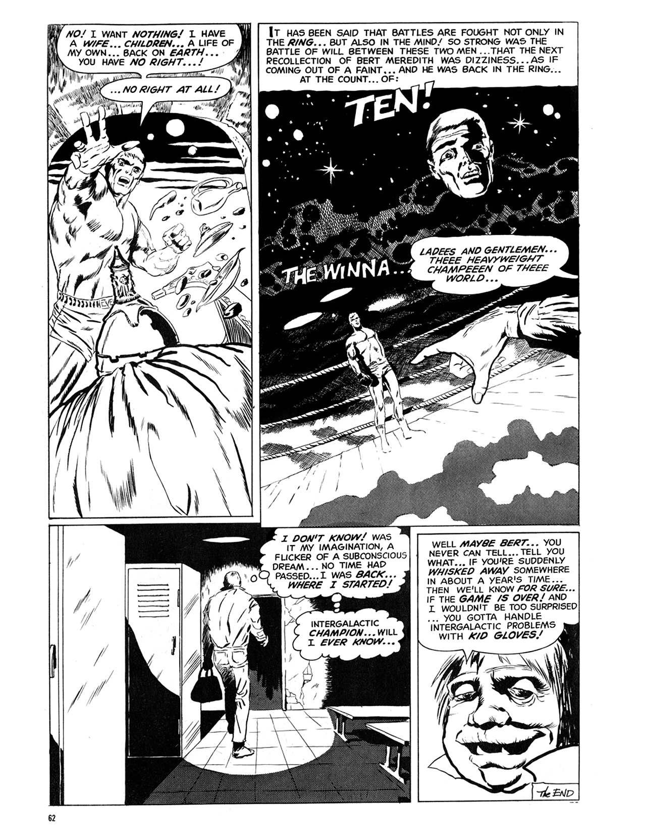 Read online Eerie Archives comic -  Issue # TPB 6 - 63