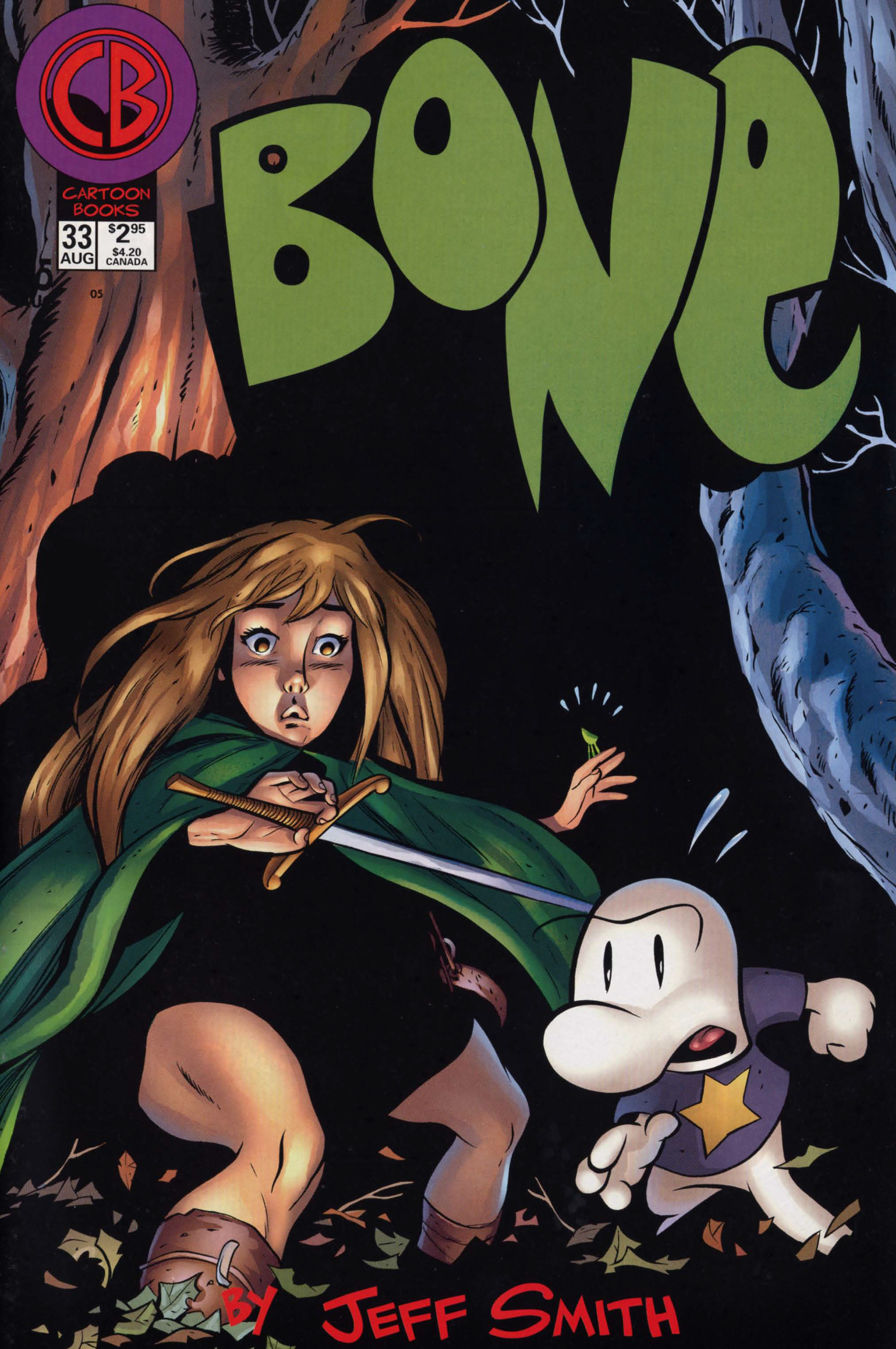 Bone 1991 Issue 33