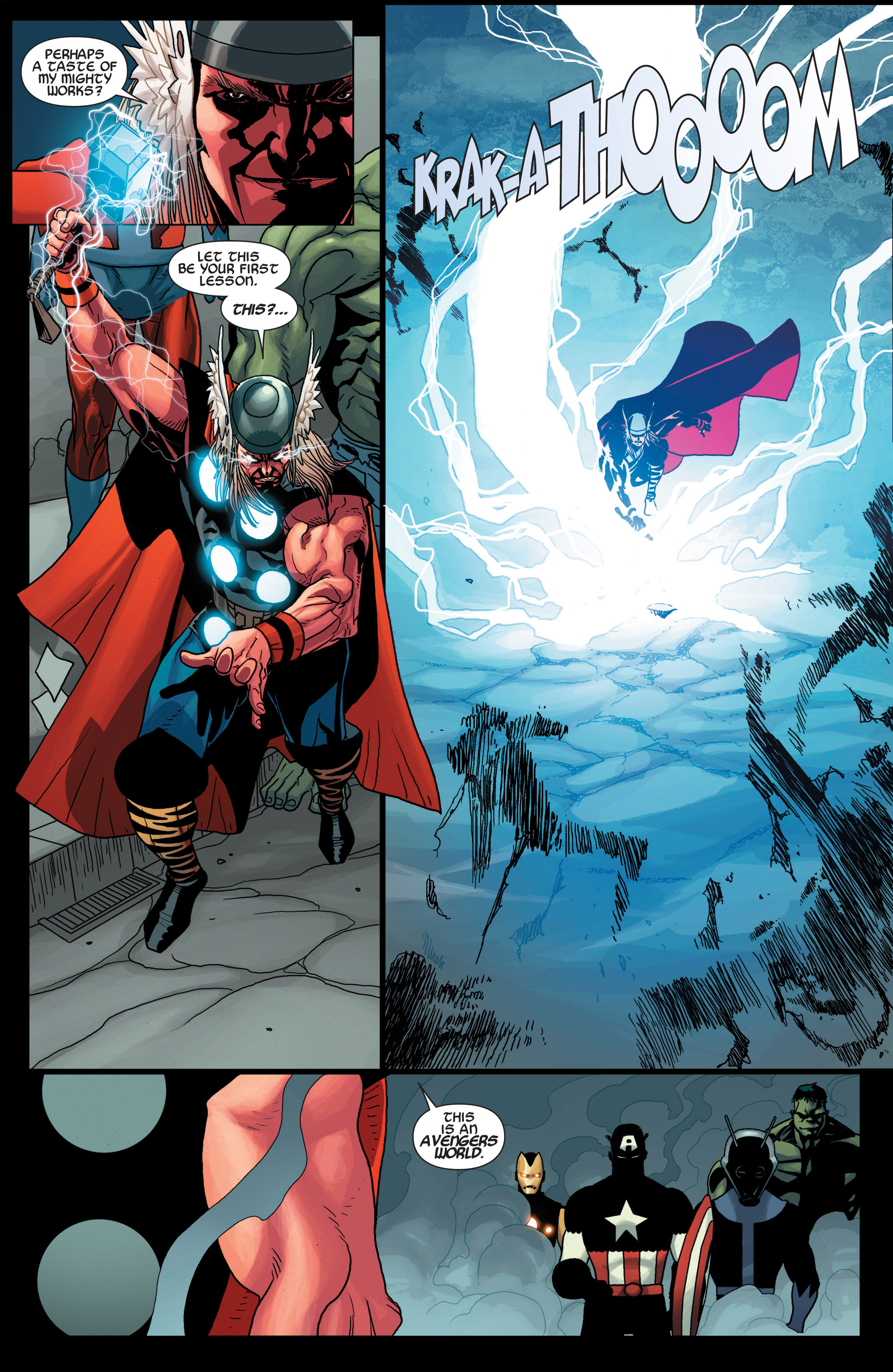 Read online Avengers (2013) comic -  Issue #25 - 22