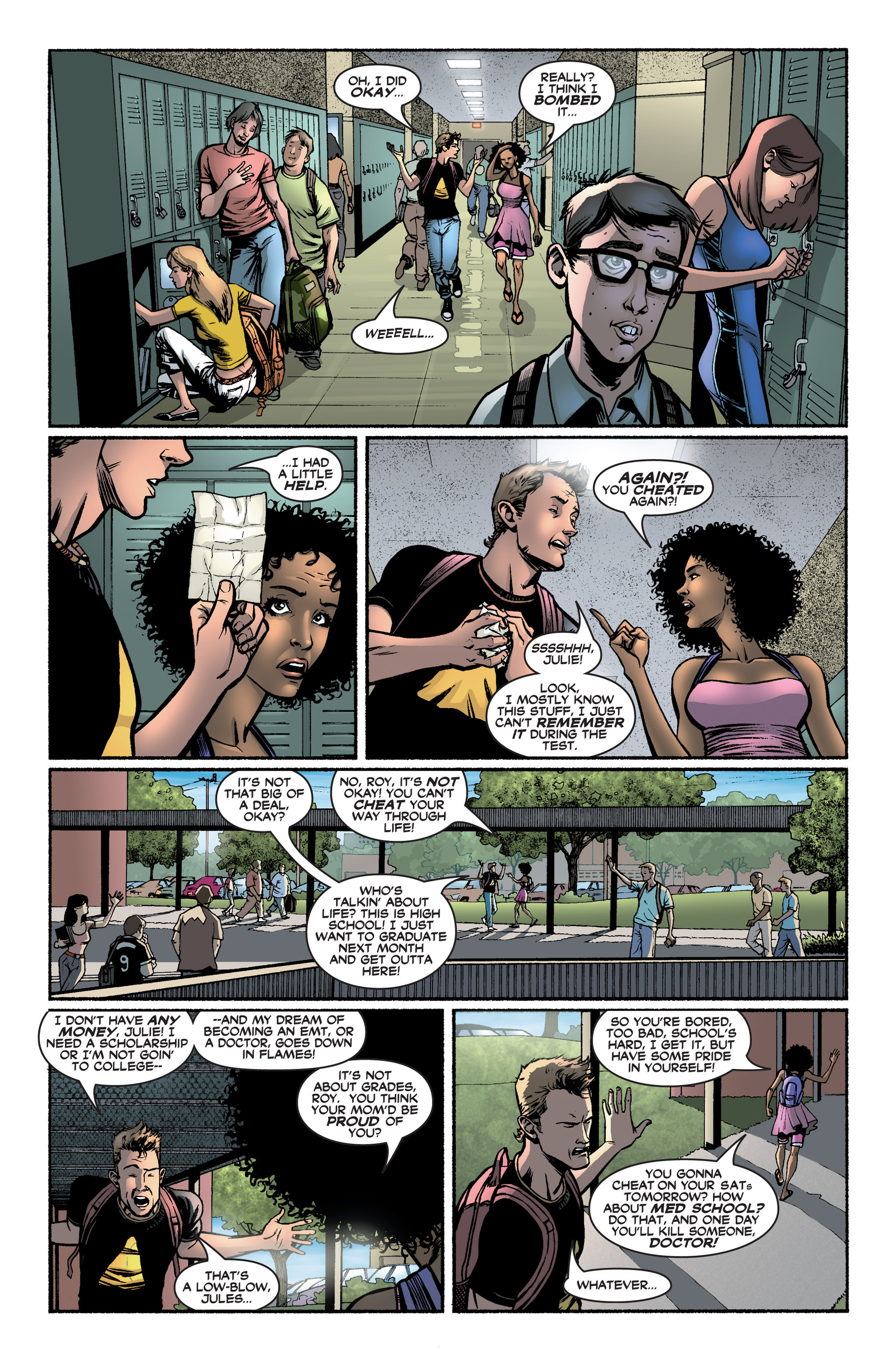 Read online America's Army comic -  Issue #2 - 5
