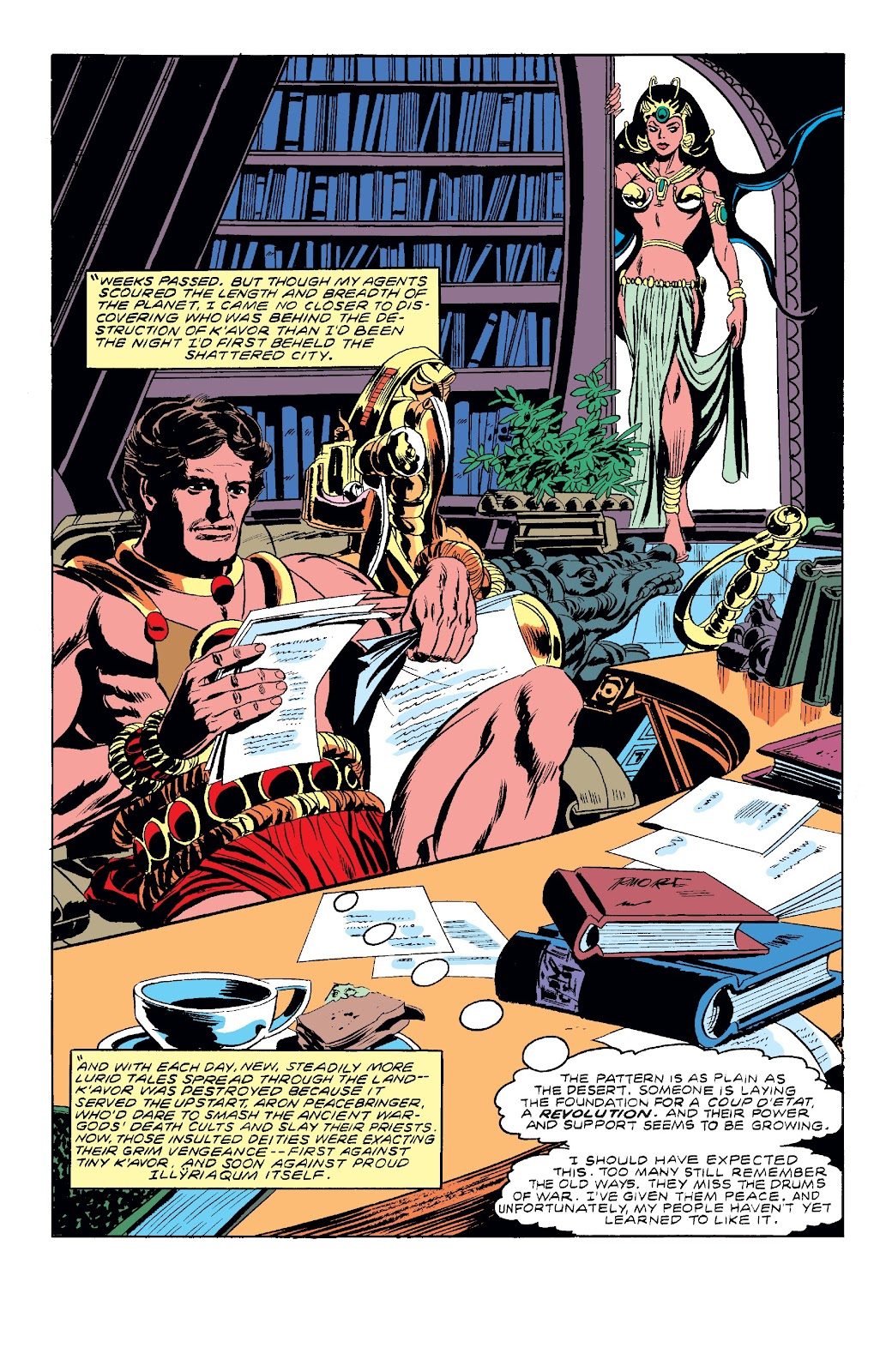 Read online Star Wars Legends: The Original Marvel Years - Epic Collection comic -  Issue # TPB 3 (Part 4) - 25