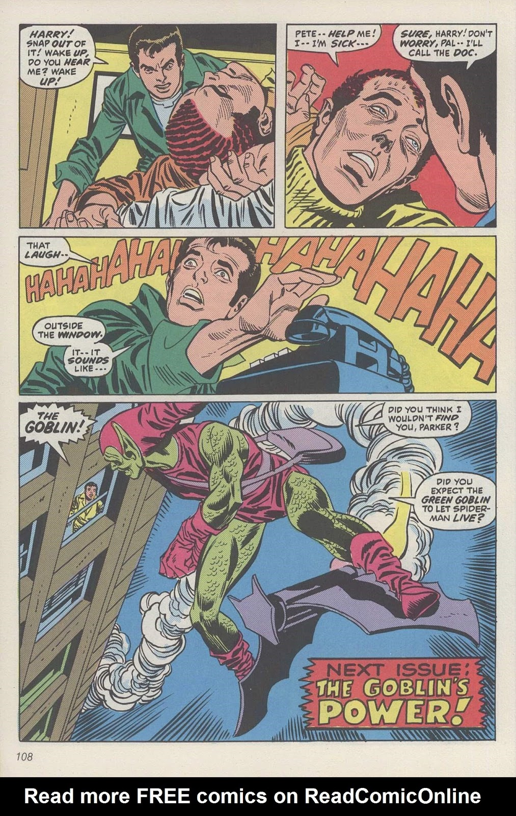 The Amazing Spider-Man (1979) issue TPB - Page 110