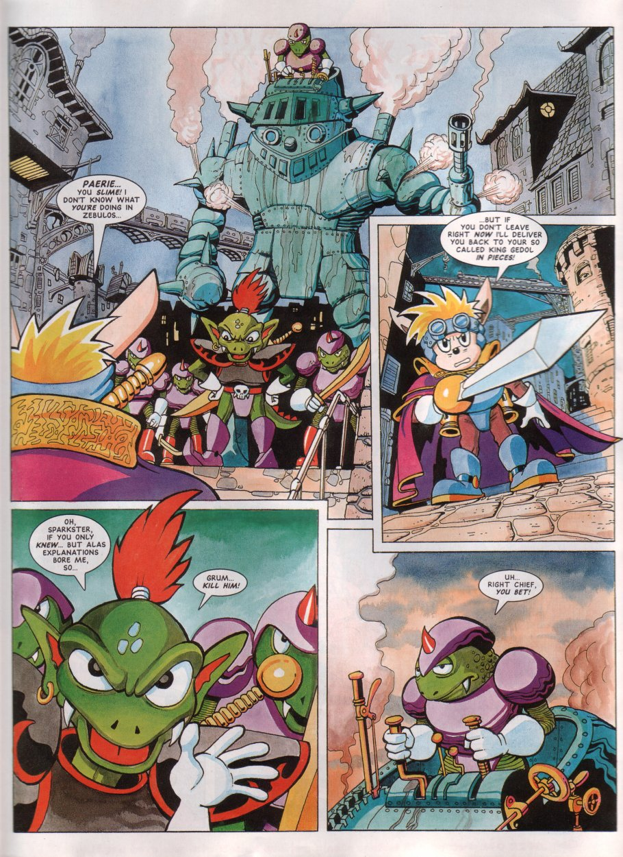 Read online Sonic the Comic comic -  Issue #53 - 26