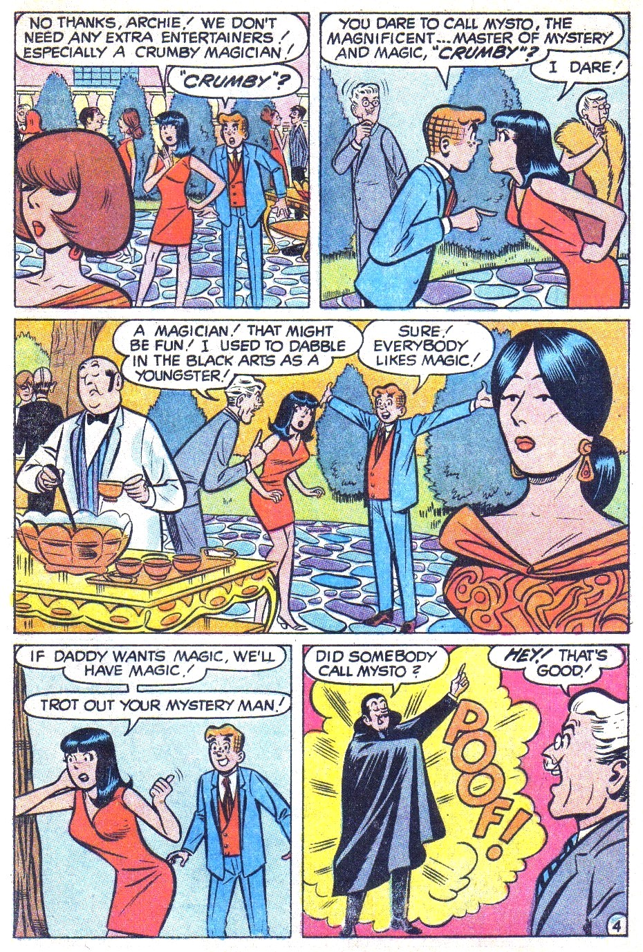 Read online Archie (1960) comic -  Issue #196 - 31
