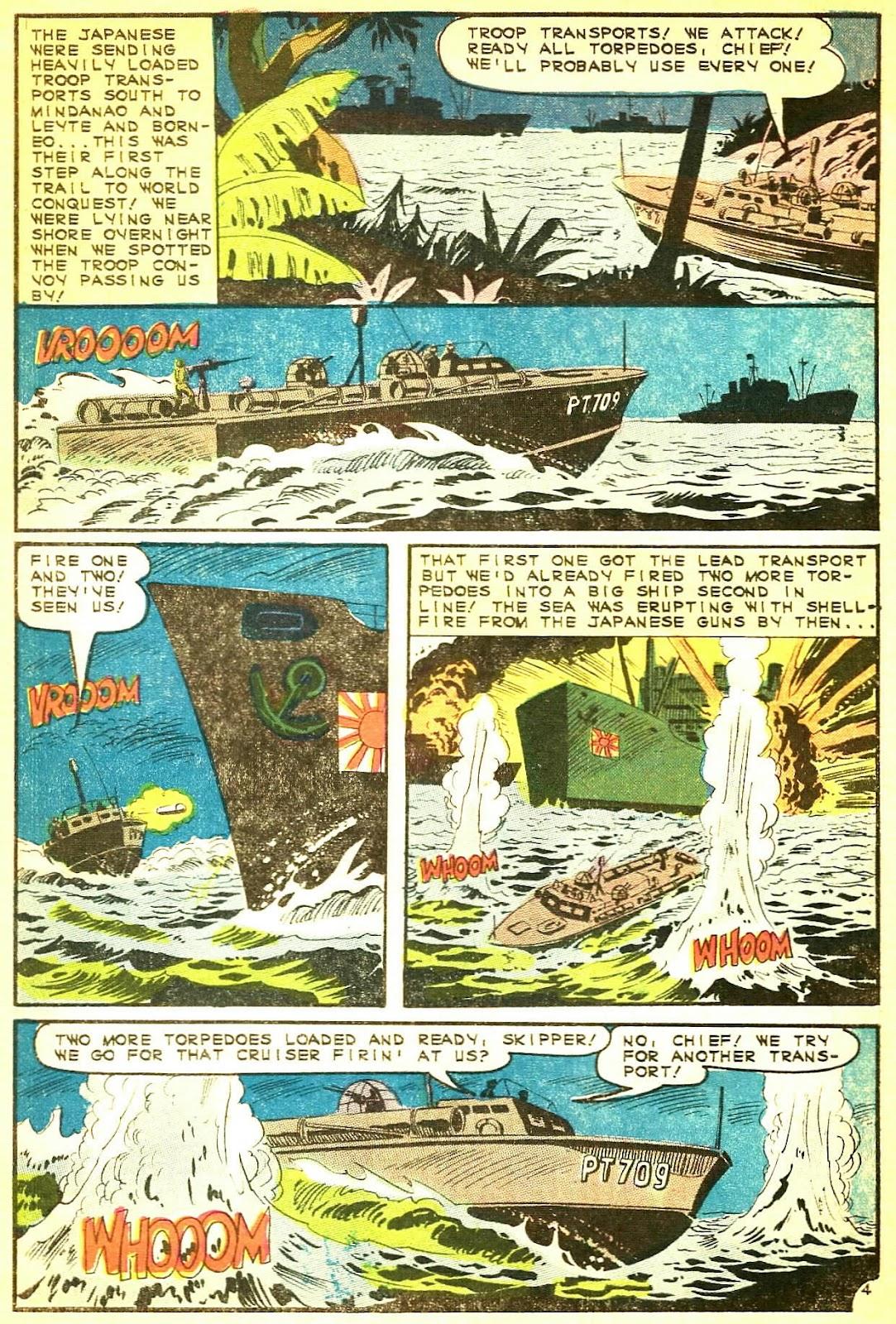 Read online Fightin' Navy comic -  Issue #124 - 31