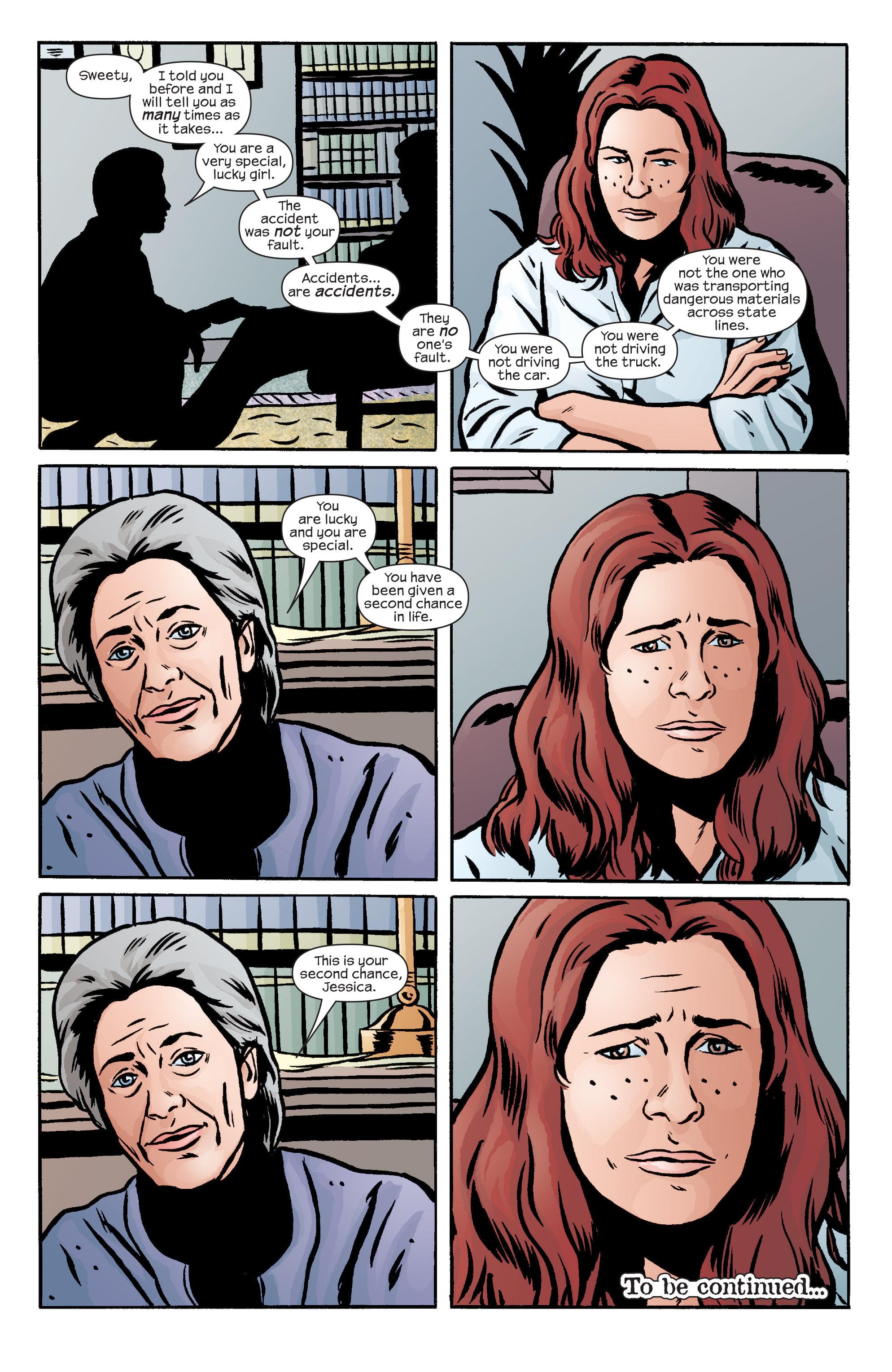 Read online Alias comic -  Issue #22 - 19