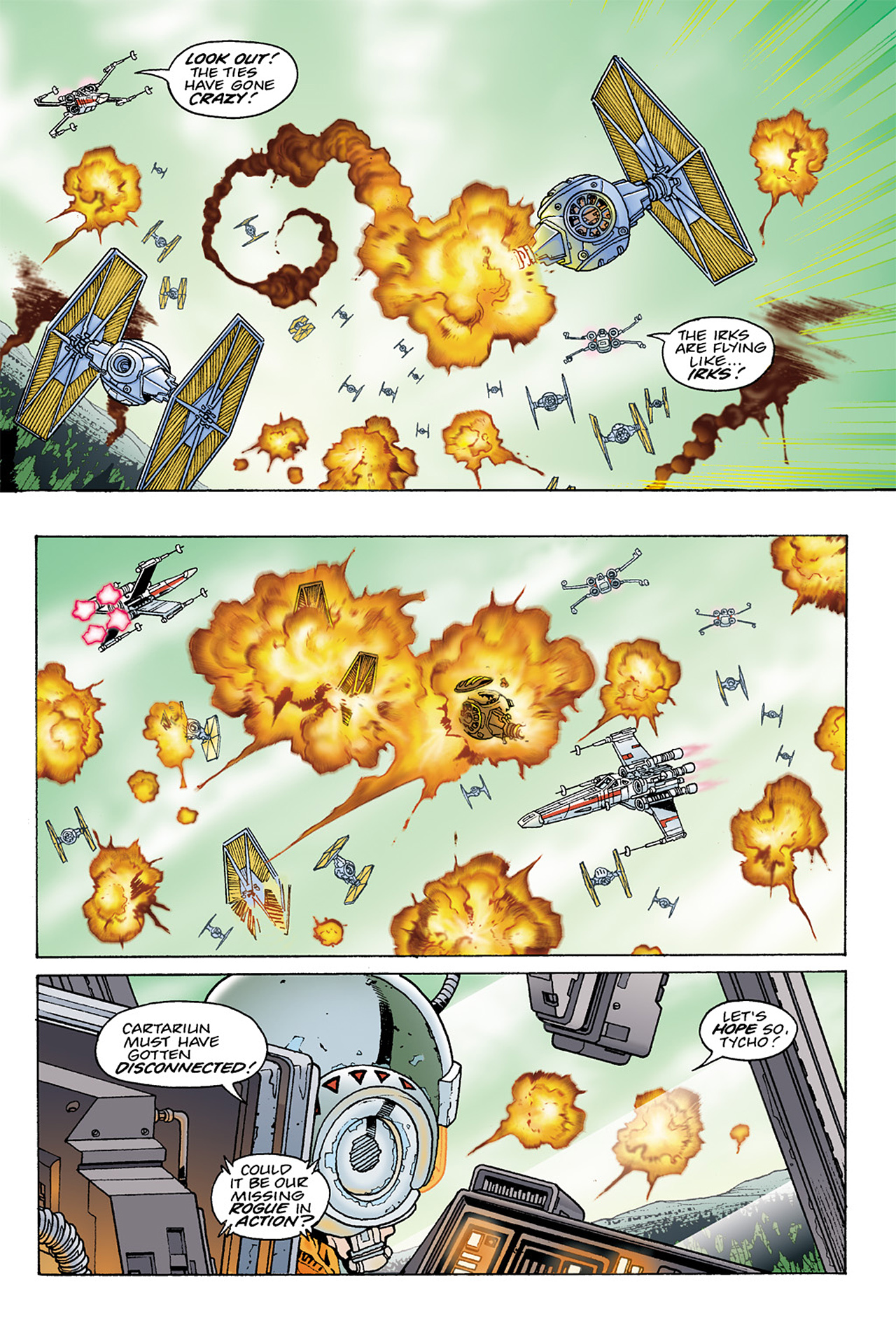 Read online Star Wars Omnibus comic -  Issue # Vol. 2 - 272