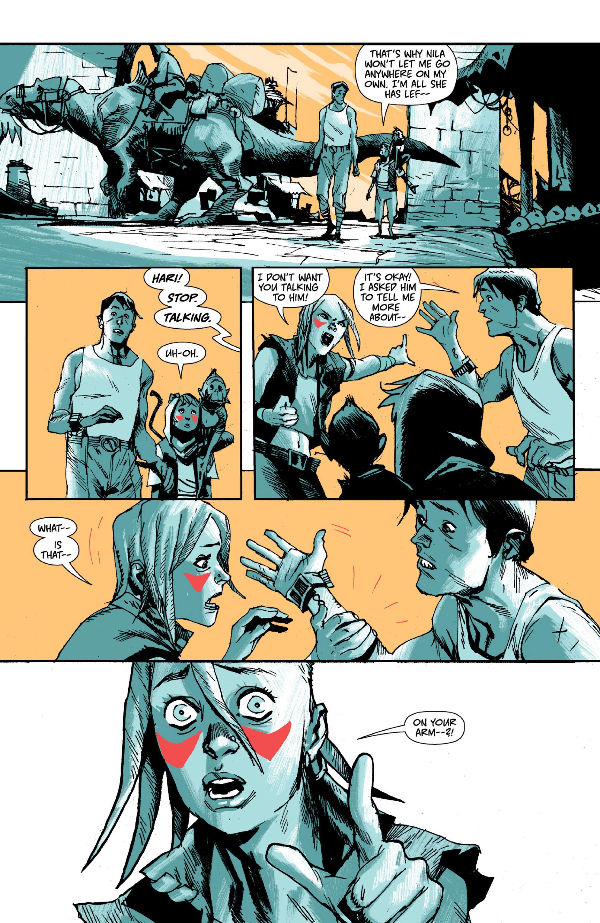 Read online Ei8ht comic -  Issue # TPB - 50