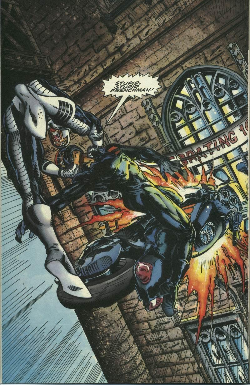 Read online Secret Weapons comic -  Issue #15 - 15