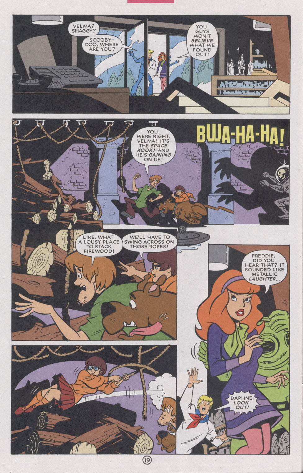 Read online Scooby-Doo (1997) comic -  Issue #74 - 30