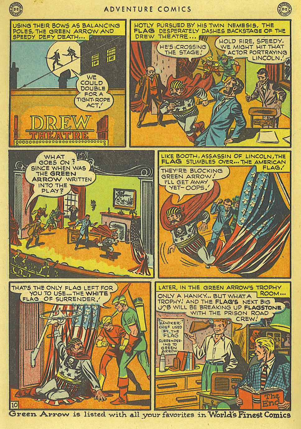 Read online Adventure Comics (1938) comic -  Issue #135 - 32