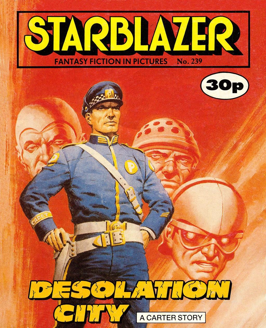 Starblazer issue 239 - Page 1