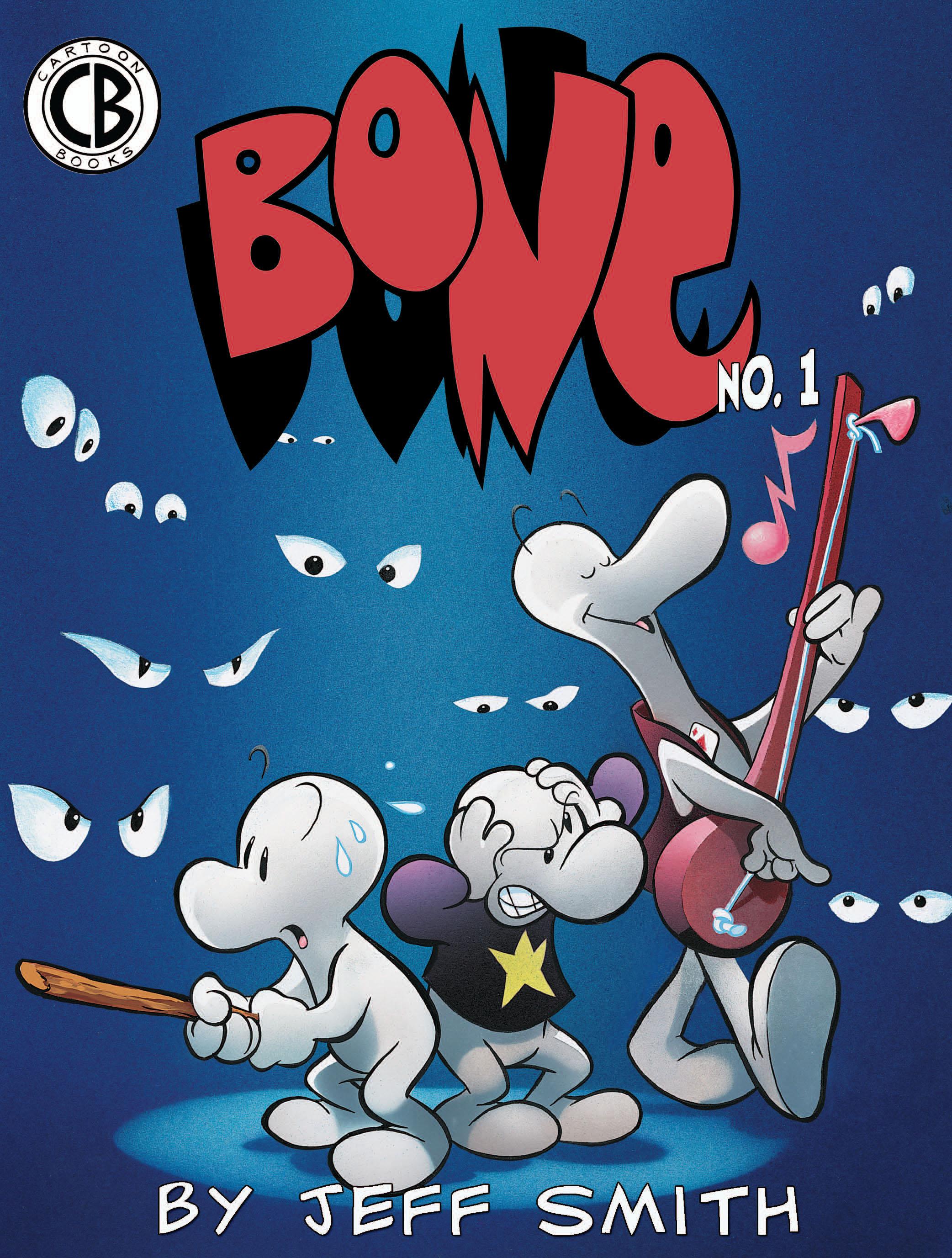 Bone 1991 Issue 1
