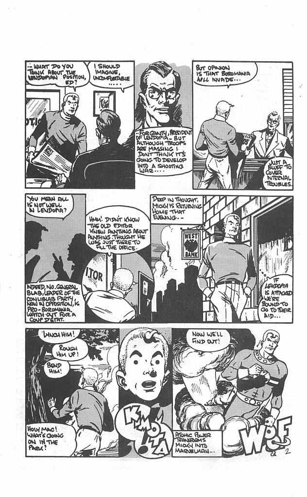 Read online Golden-Age Men of Mystery comic -  Issue #4 - 44