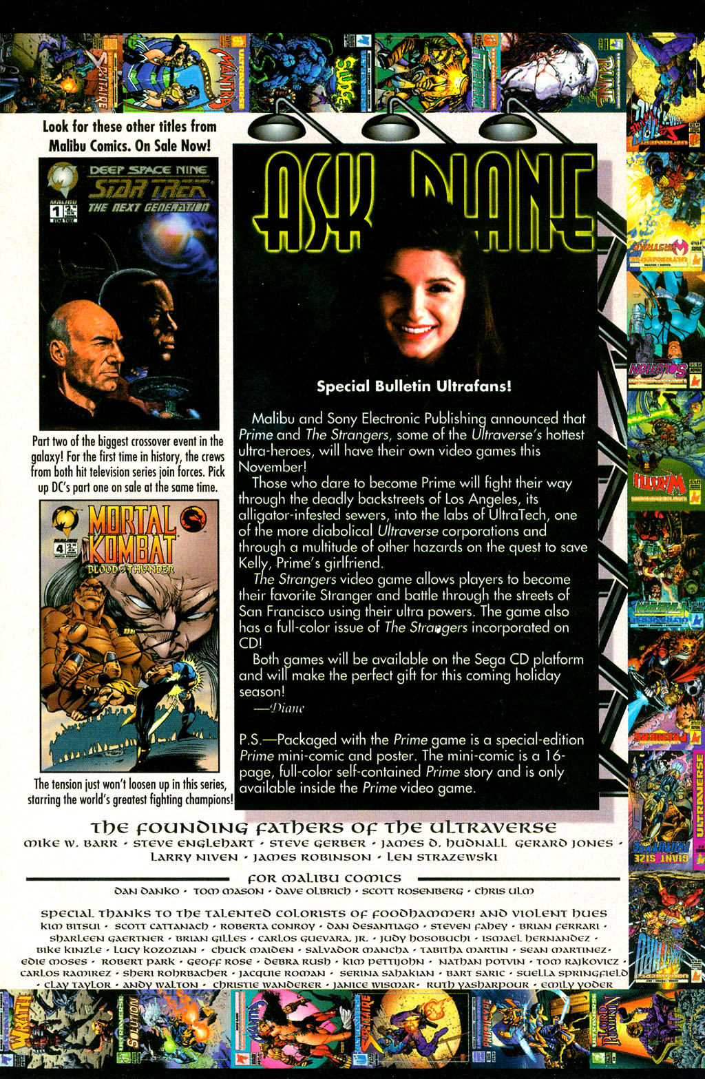 Read online UltraForce (1994) comic -  Issue #2 - 27