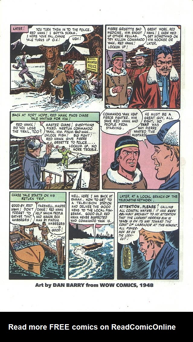 Read online Golden-Age Men of Mystery comic -  Issue #2 - 10