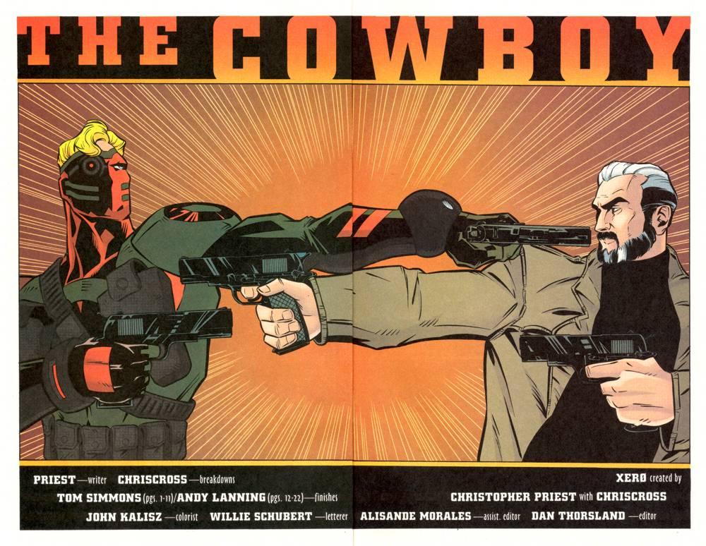 Read online Xero comic -  Issue #11 - 5