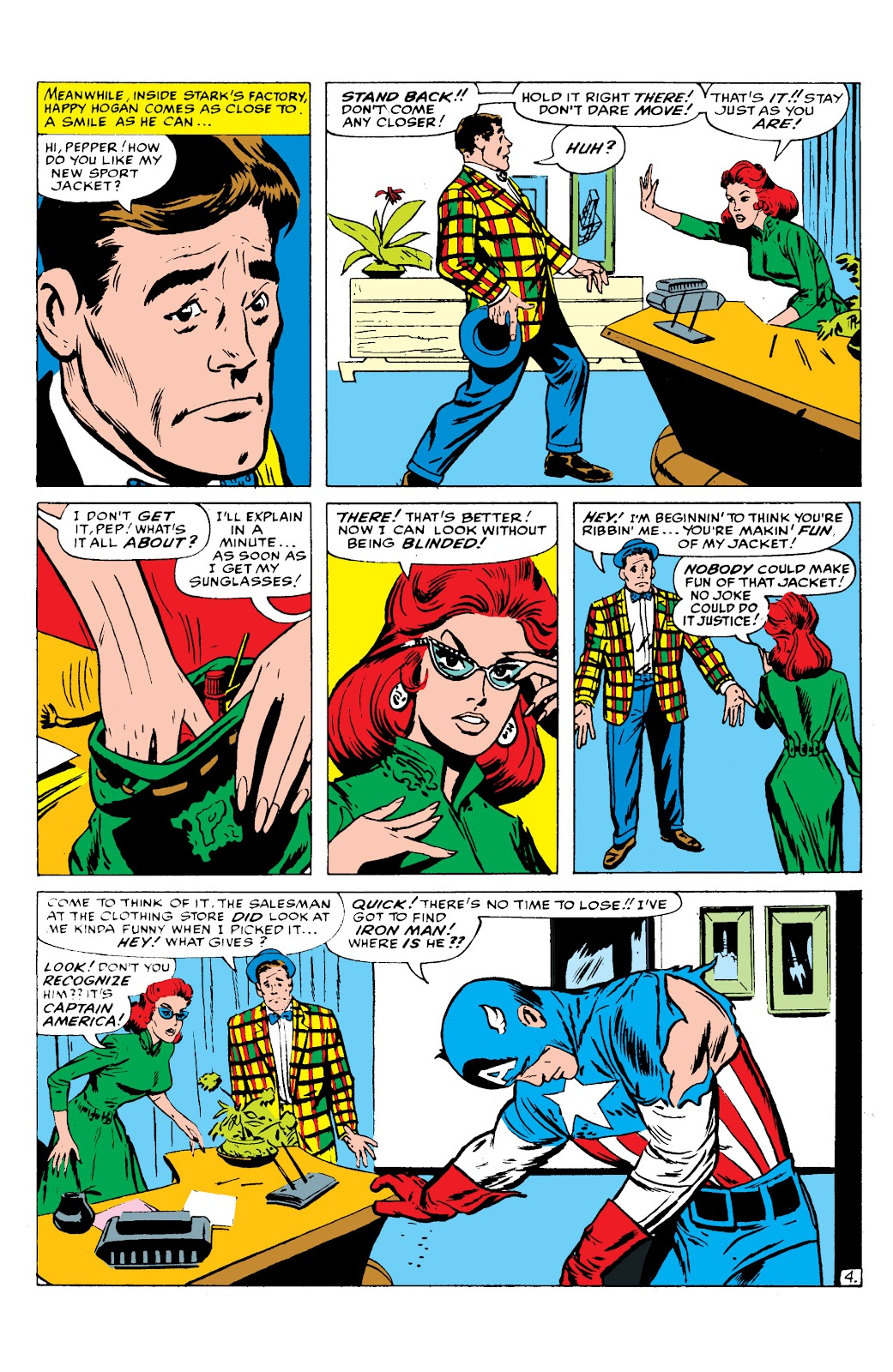 Read online Marvel Masterworks: The Invincible Iron Man comic -  Issue # TPB 2 (Part 2) - 25