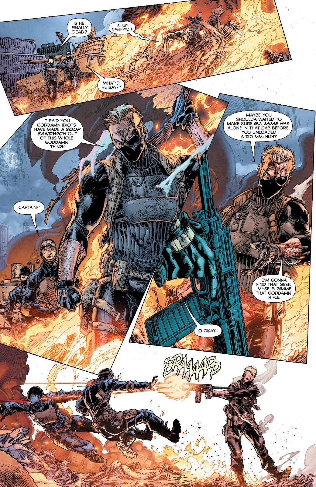 Read online Bloodshot (2019) comic -  Issue #1 - 12