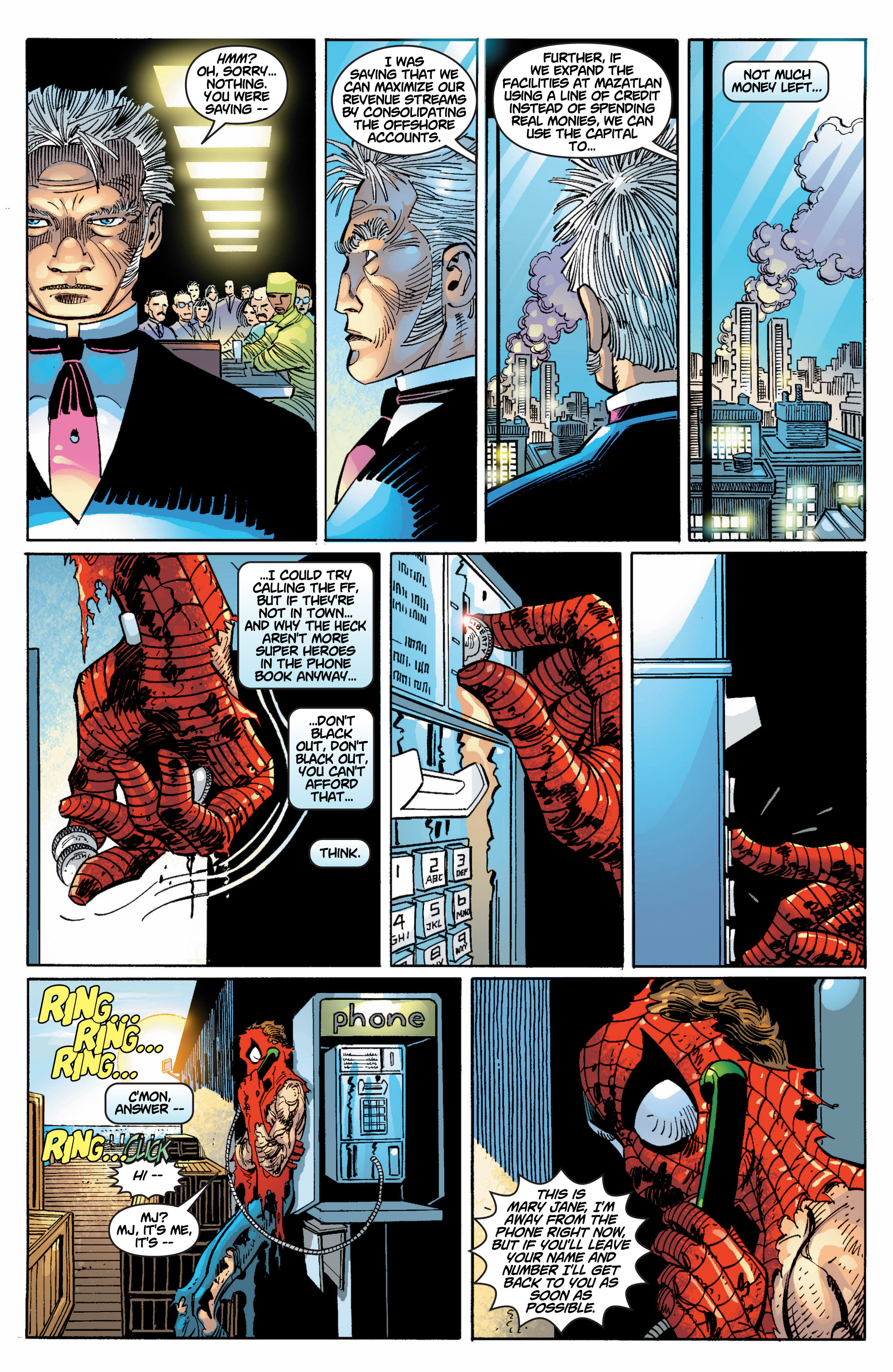 The Amazing Spider-Man (1999) 34 Page 12