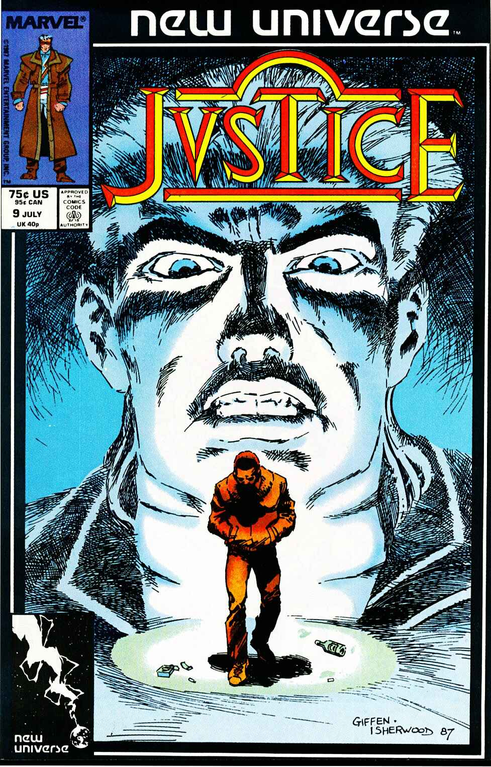 Justice (1986) 9 Page 1