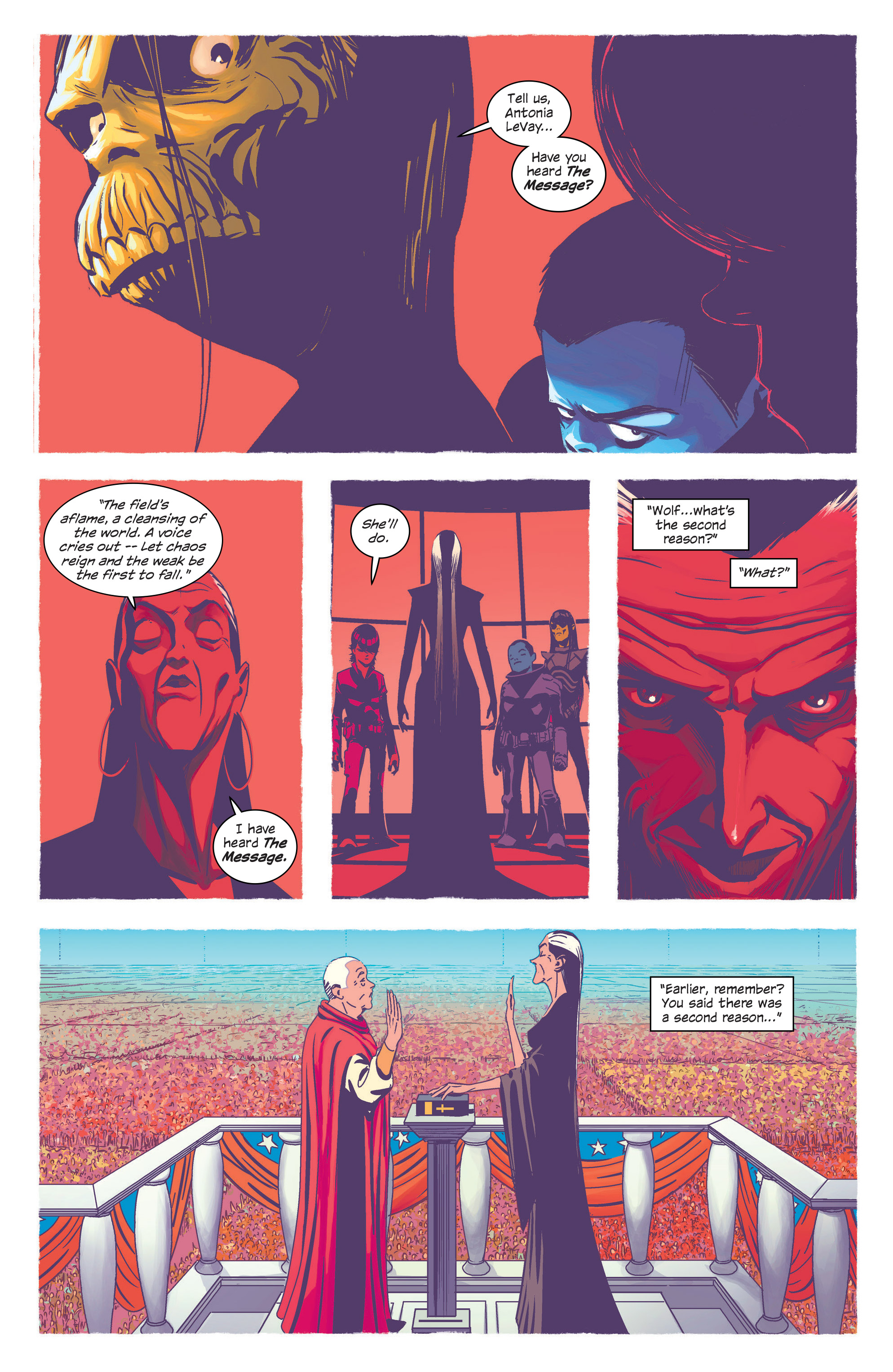 Read online East Of West comic -  Issue #33 - 24