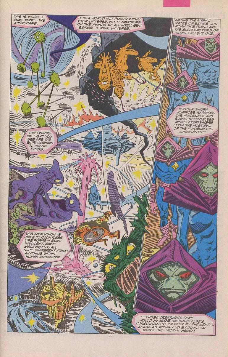 Read online Sleepwalker comic -  Issue #3 - 9