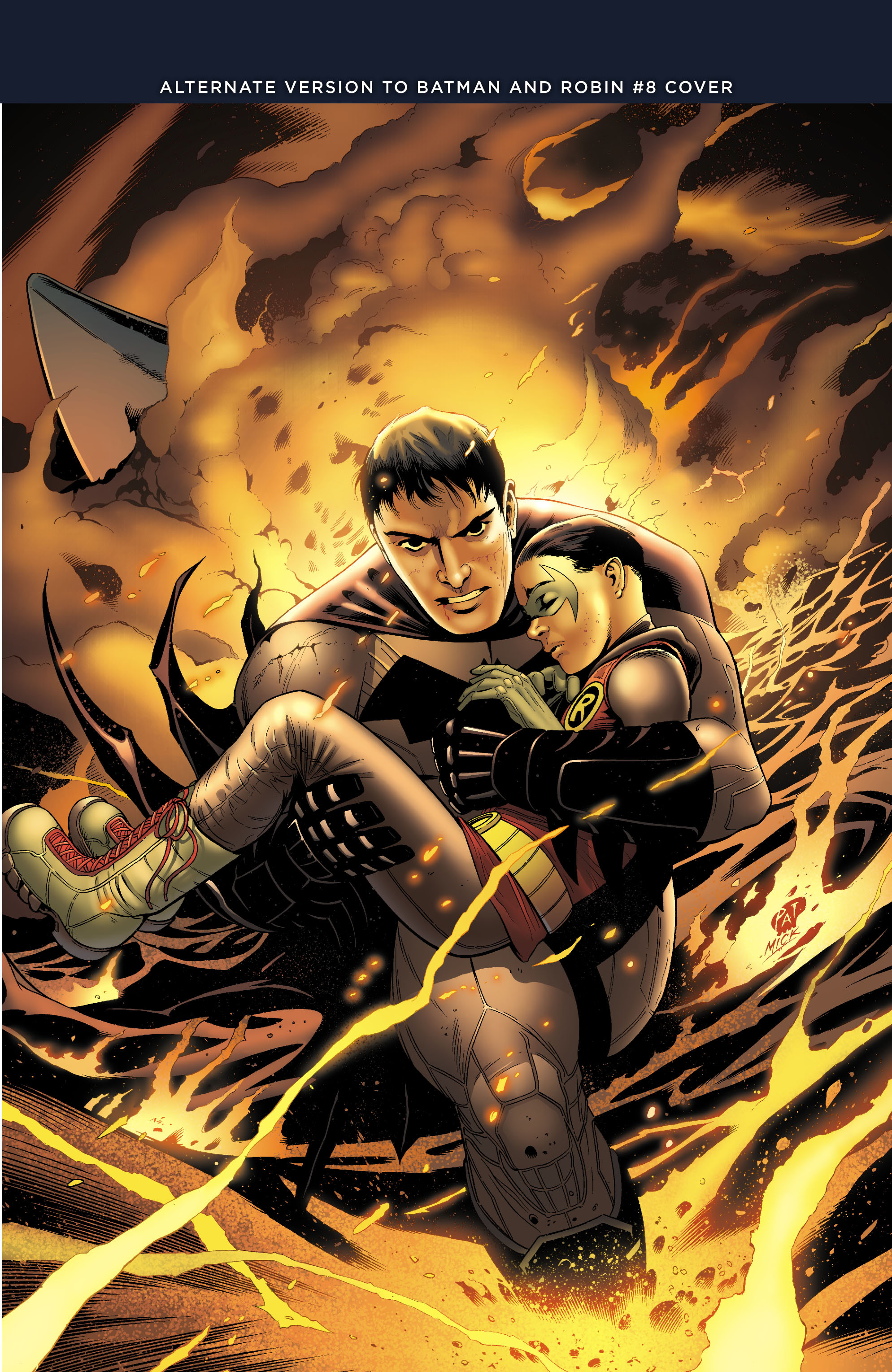 Read online Batman and Robin (2011) comic -  Issue # TPB 1 - 183