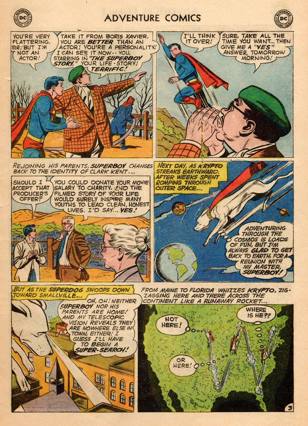 Read online Adventure Comics (1938) comic -  Issue #272 - 5