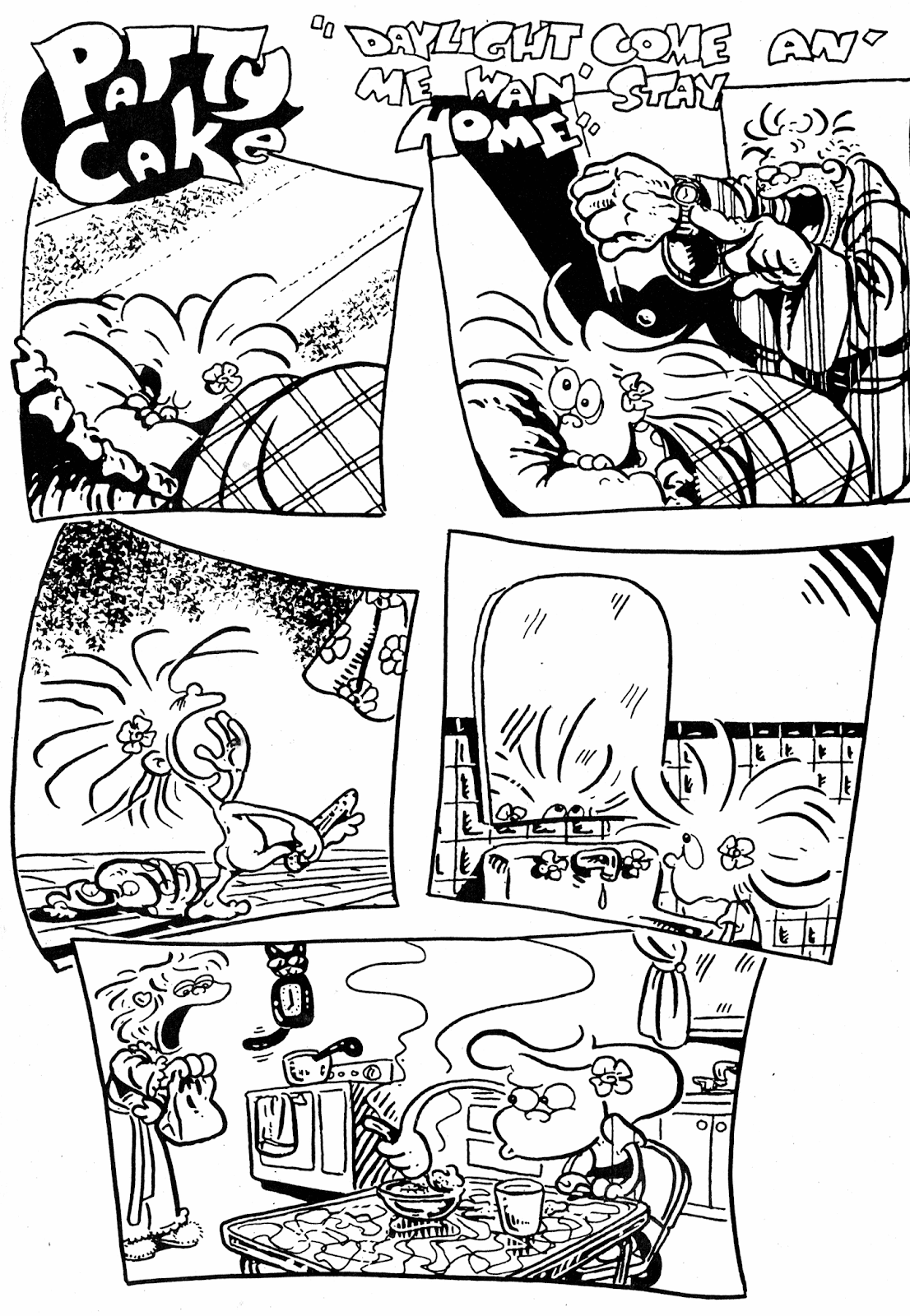 Read online Patty Cake comic -  Issue #2 - 11