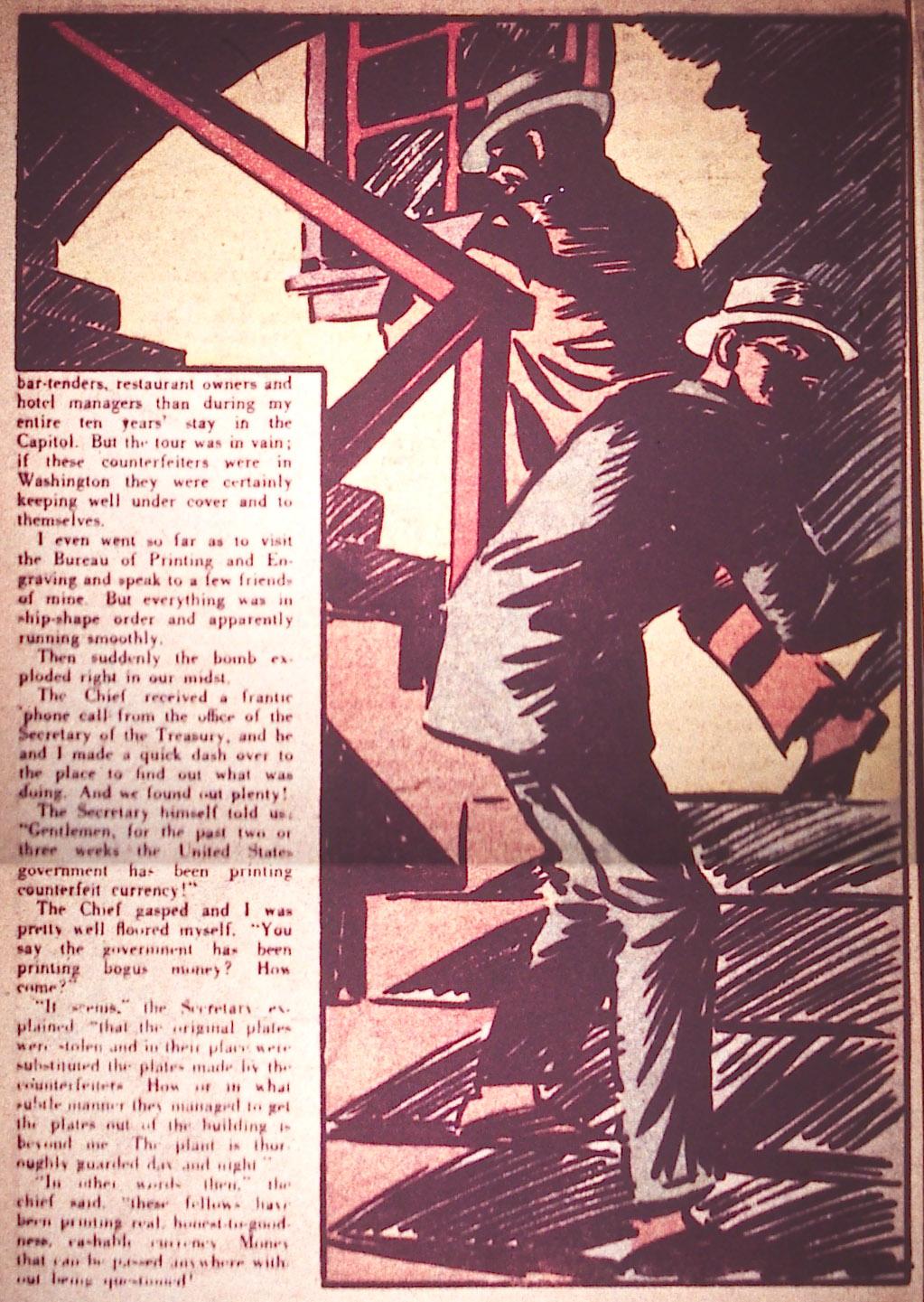 Read online Detective Comics (1937) comic -  Issue #12 - 36