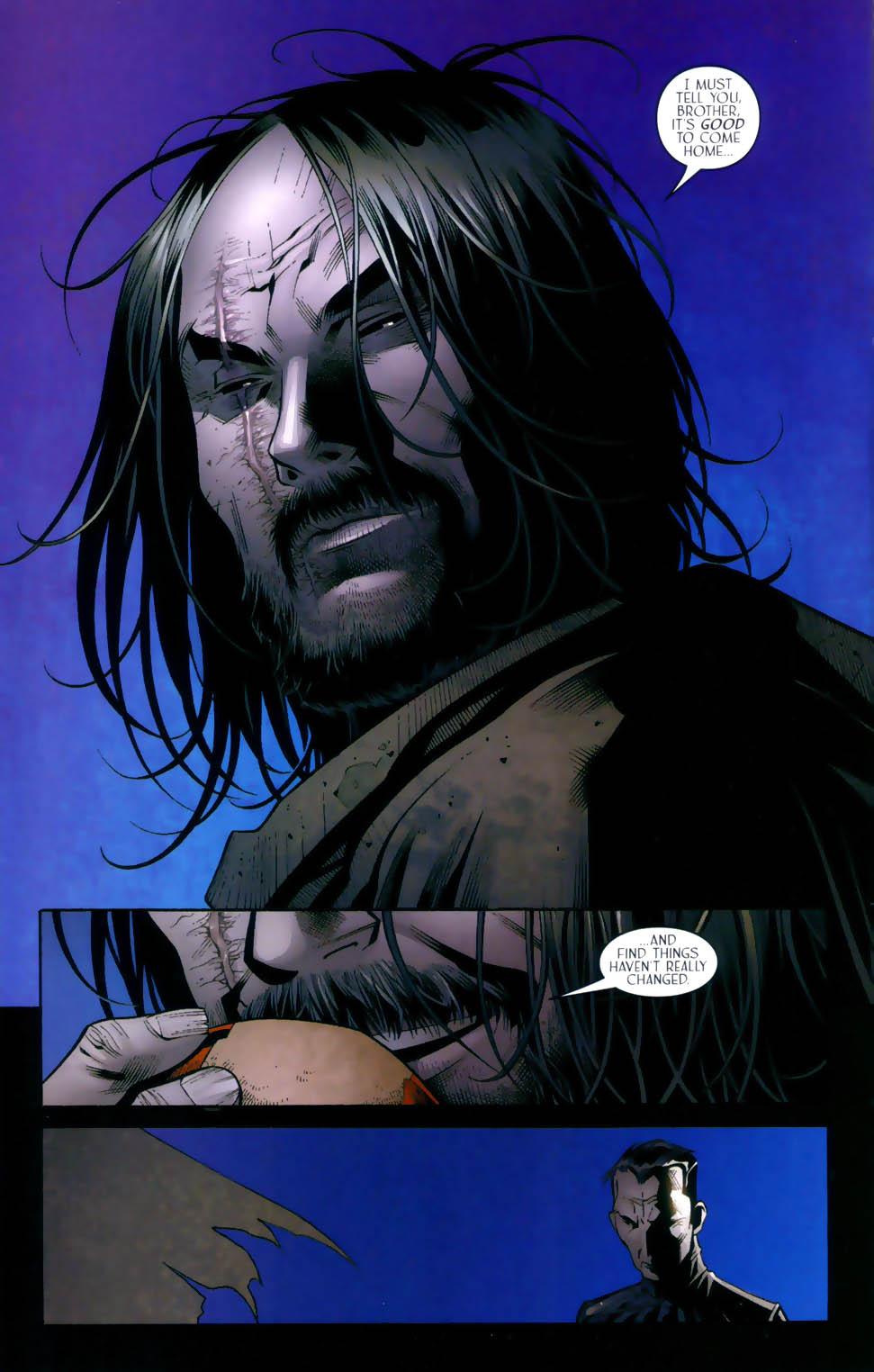 Read online Scion comic -  Issue #31 - 19