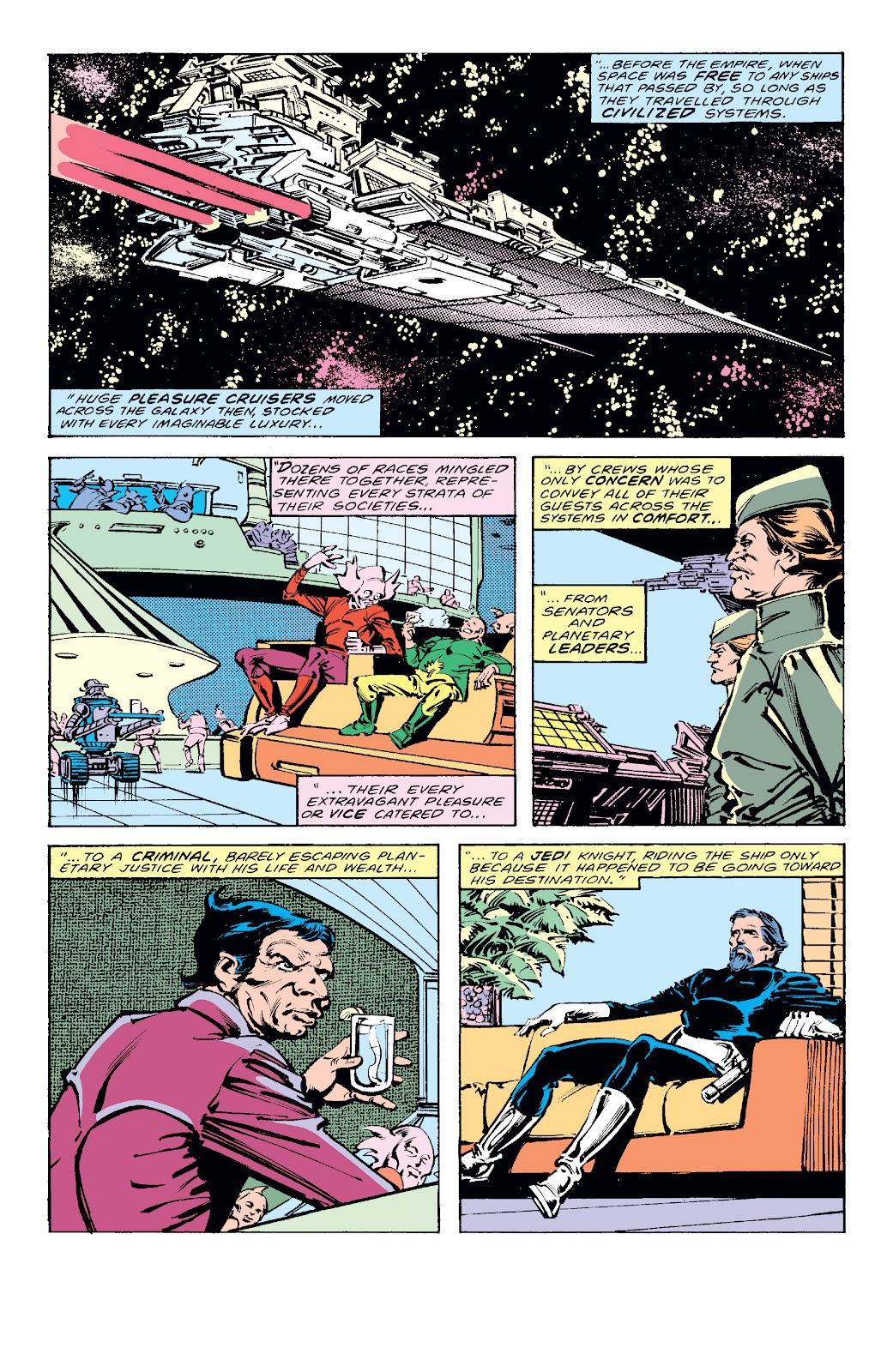 Read online Star Wars Legends: The Original Marvel Years - Epic Collection comic -  Issue # TPB 2 (Part 1) - 11