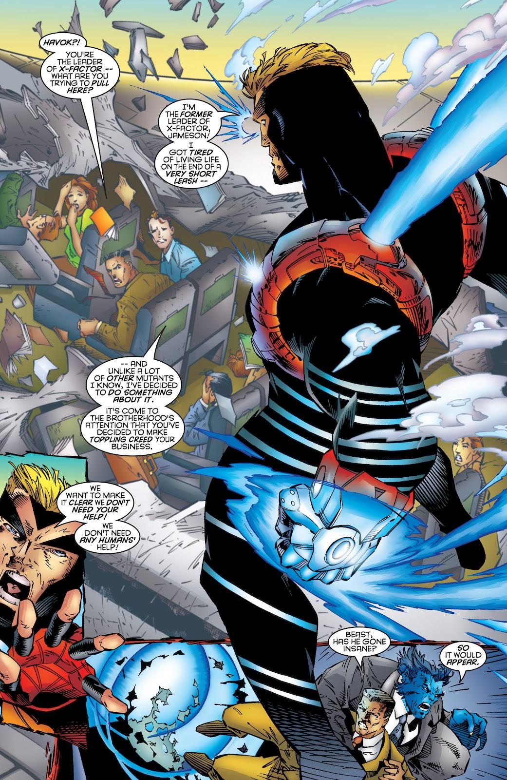 Uncanny X-Men (1963) issue 339 - Page 13