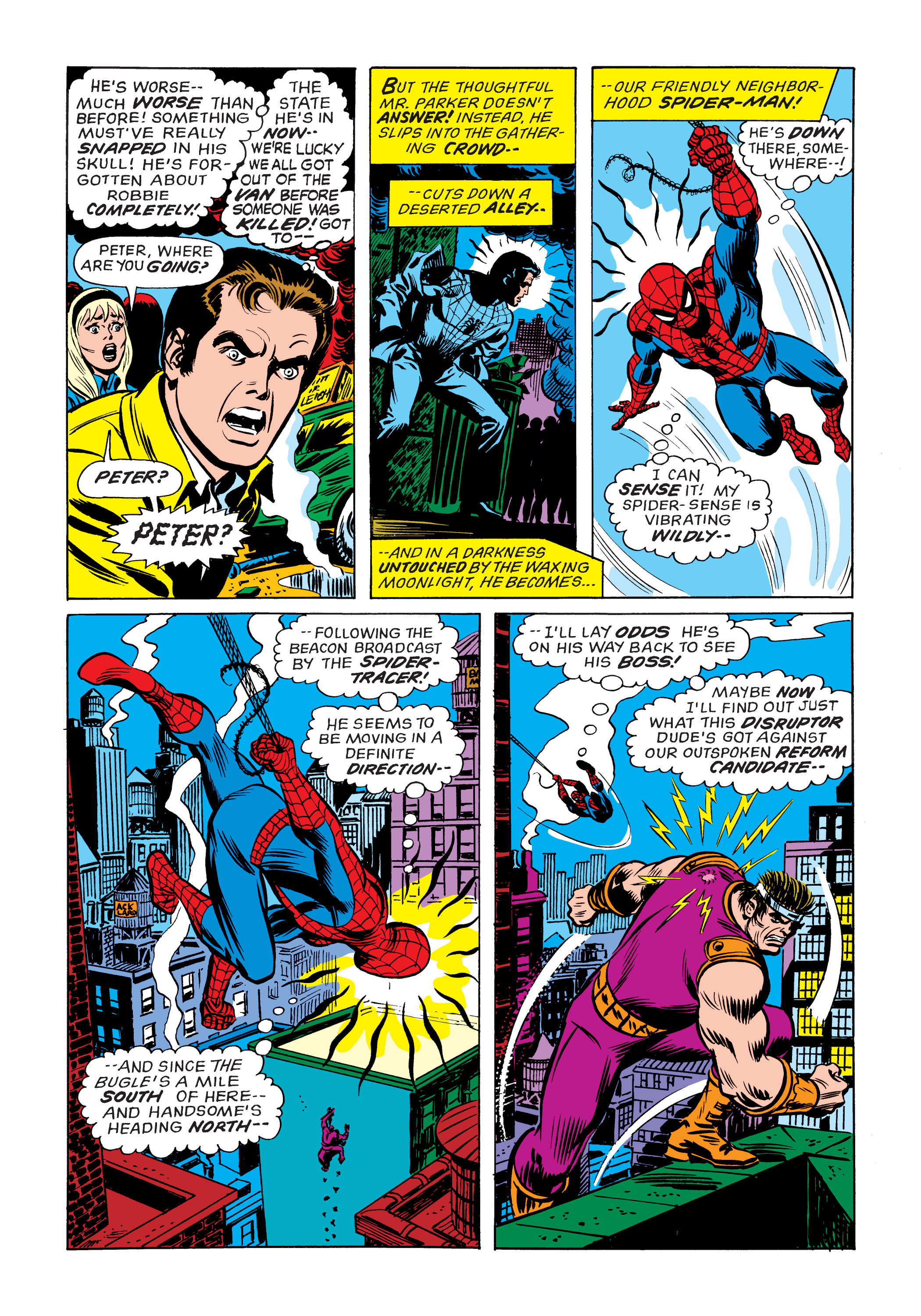 The Amazing Spider-Man (1963) 118 Page 9