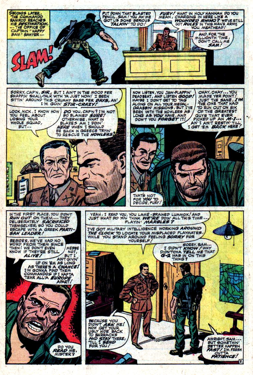 Read online Sgt. Fury comic -  Issue #34 - 4