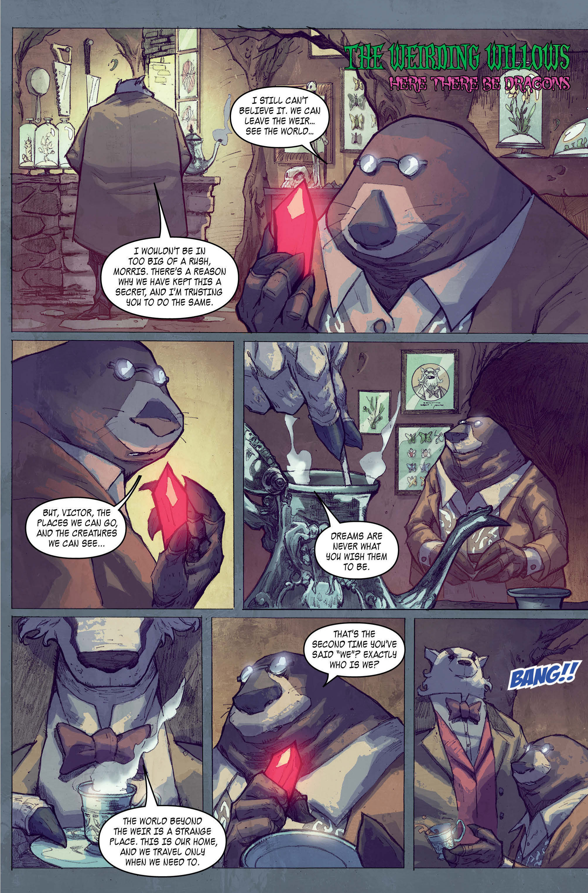 Read online A1 comic -  Issue #5 - 3