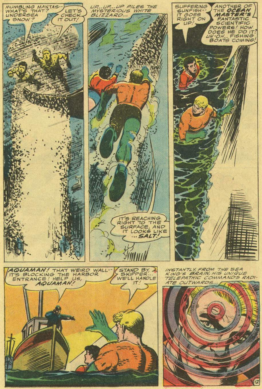 Read online Aquaman (1962) comic -  Issue #29 - 17