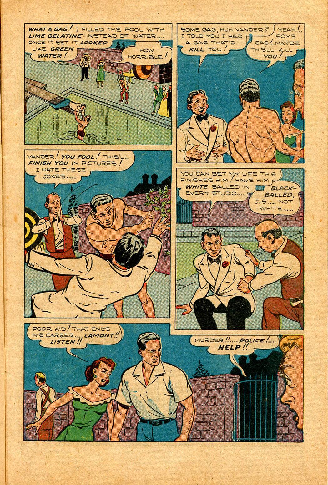 Read online Shadow Comics comic -  Issue #94 - 7