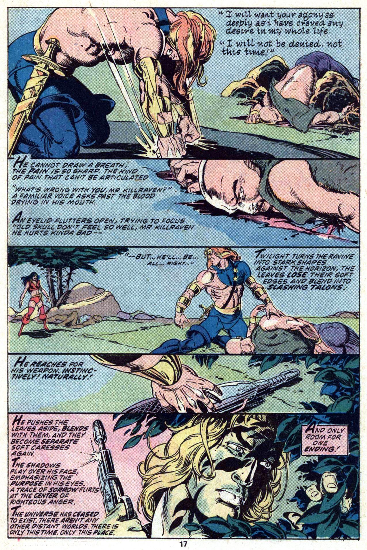 Read online Amazing Adventures (1970) comic -  Issue #34 - 19