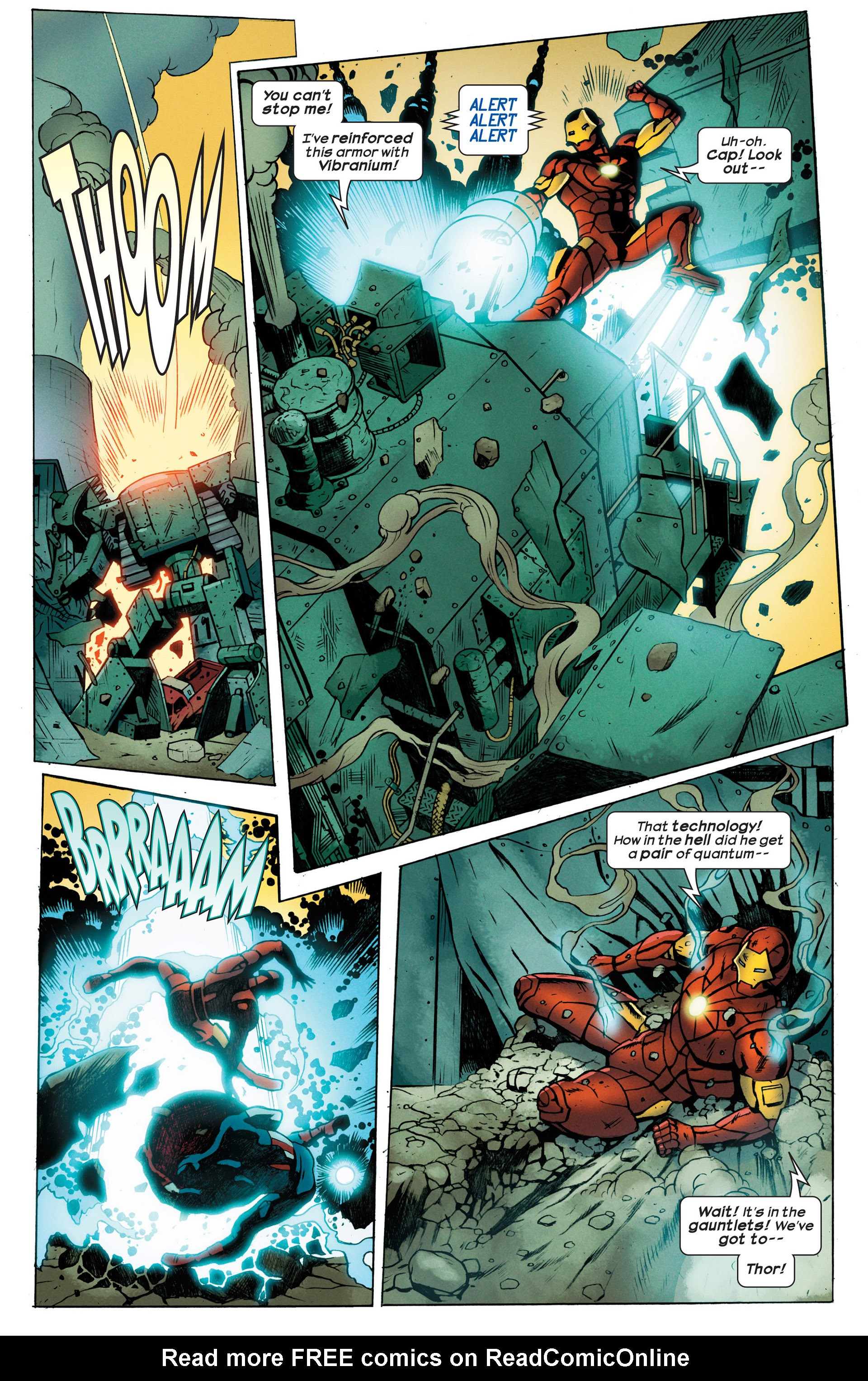 Read online Ultimate Comics Ultimates comic -  Issue #18.1 - 15