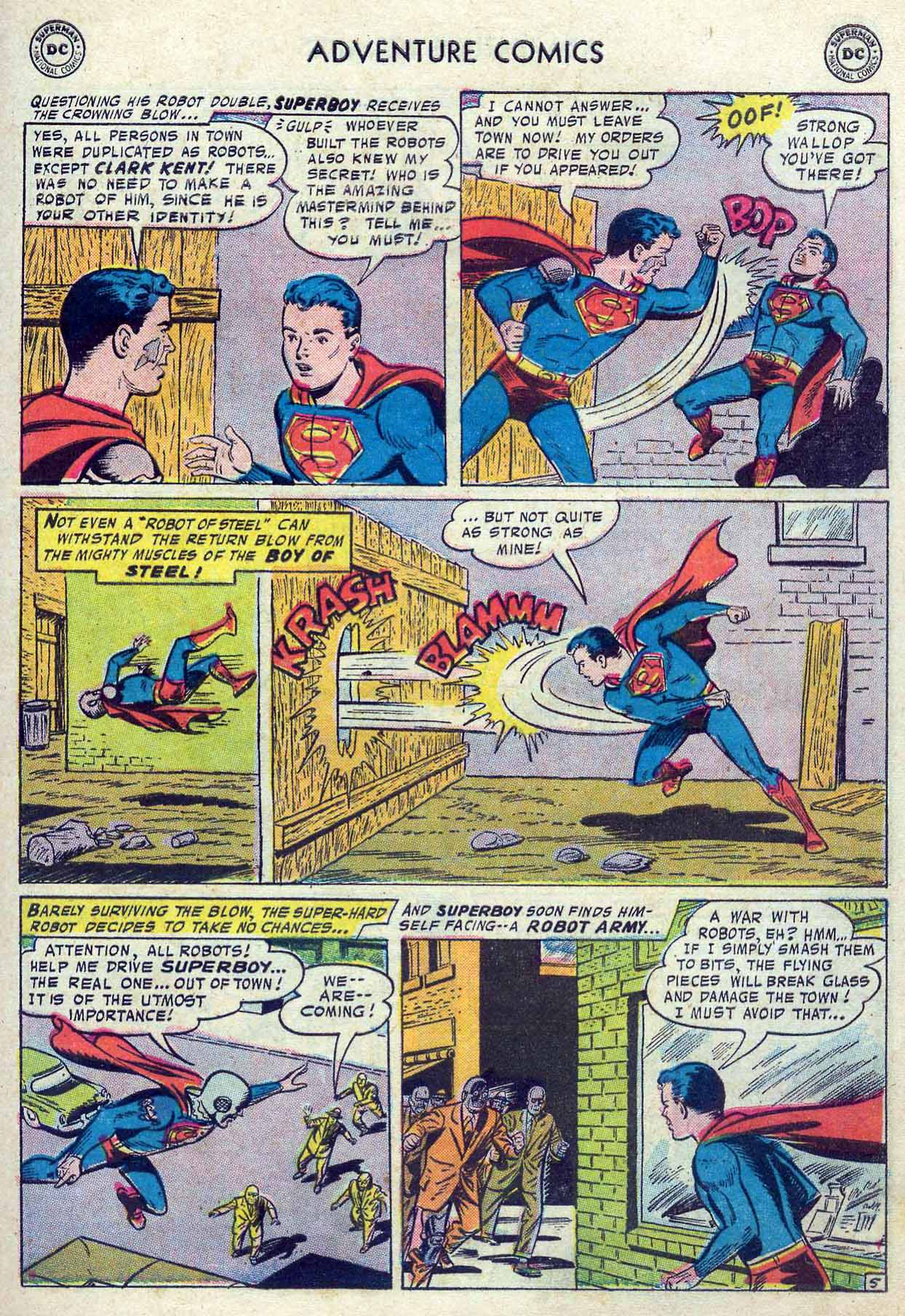 Read online Adventure Comics (1938) comic -  Issue #237 - 7