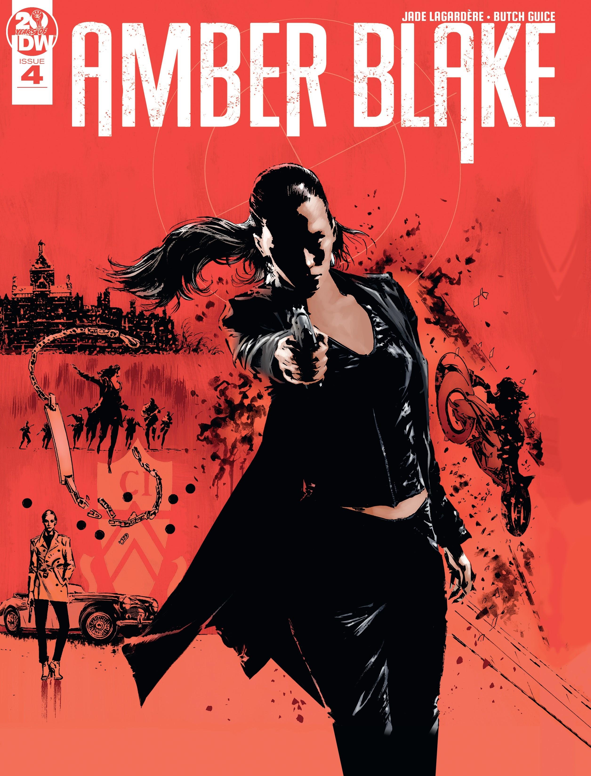 Amber Blake 4 Page 1