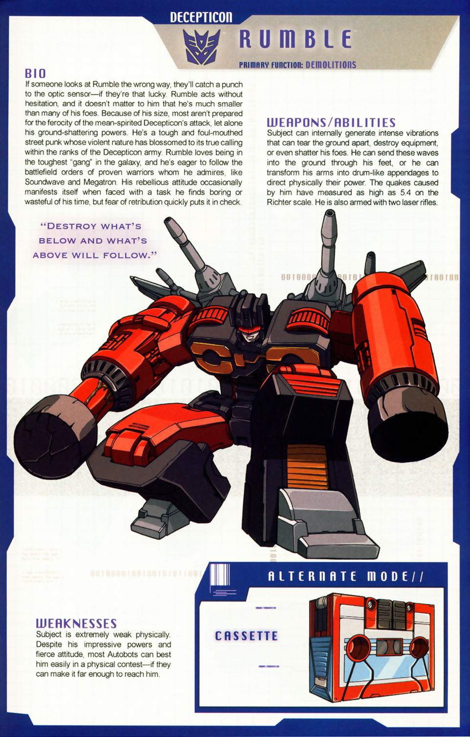 Read online Transformers: More than Meets the Eye comic -  Issue #5 - 44