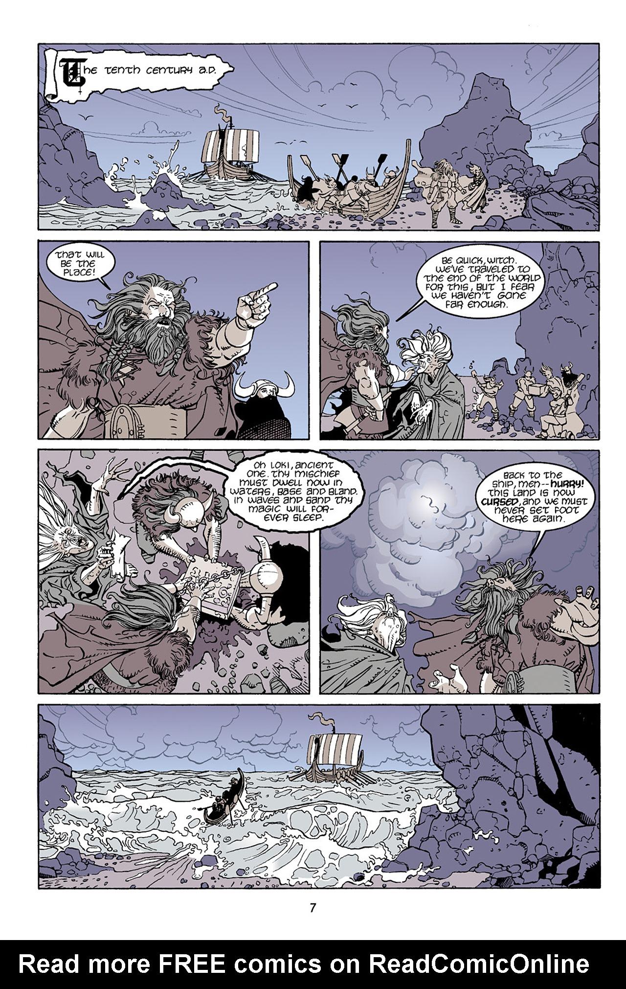 Read online Adventures Of The Mask Omnibus comic -  Issue #Adventures Of The Mask Omnibus Full - 7