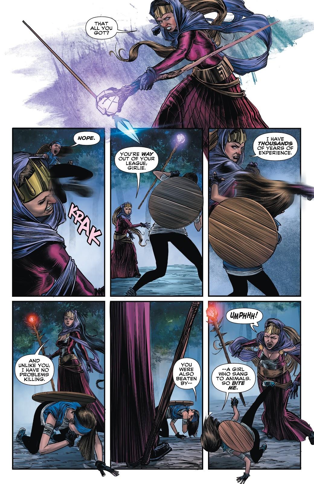 Read online Lollipop Kids comic -  Issue #4 - 15