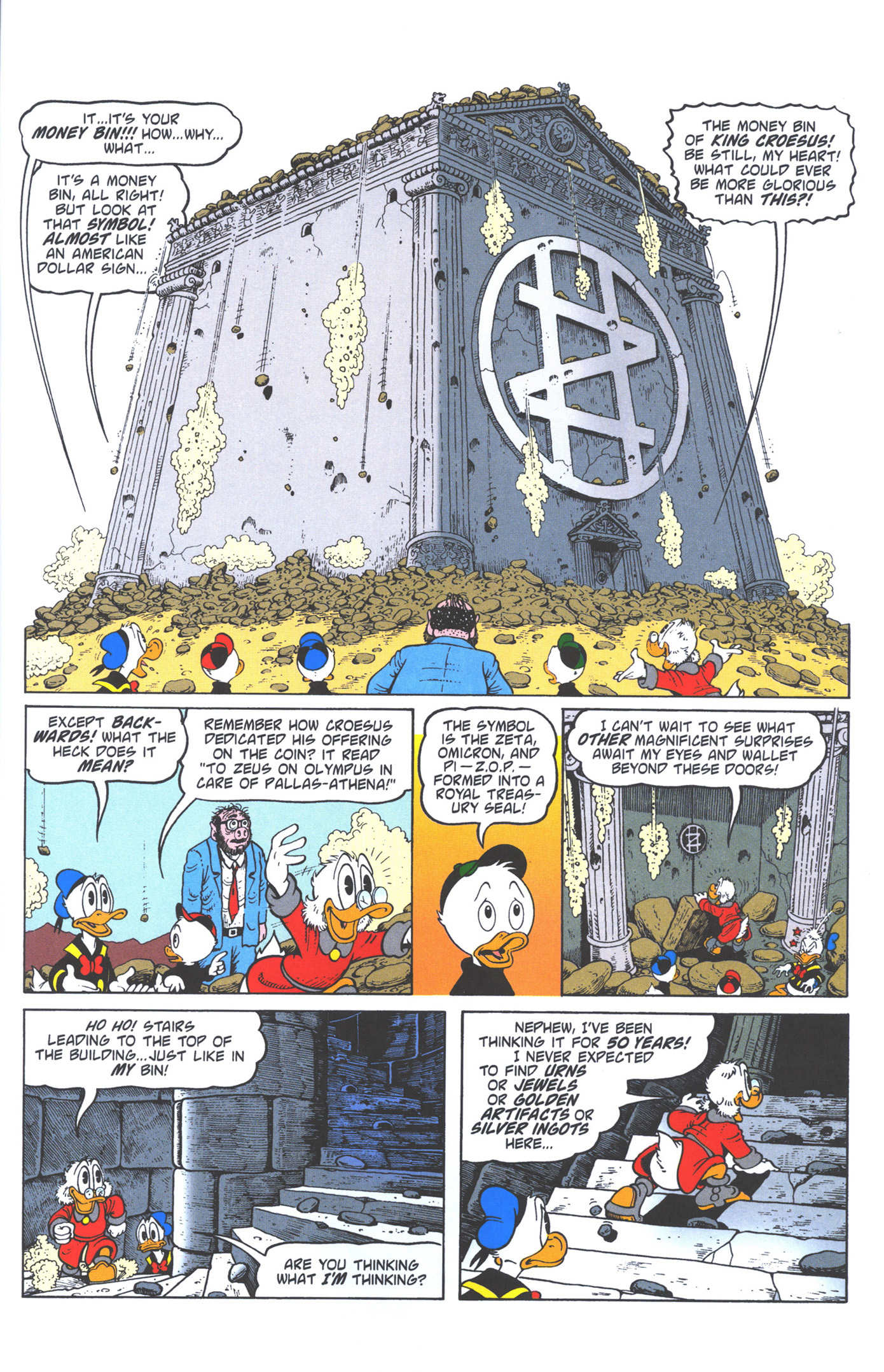Read online Uncle Scrooge (1953) comic -  Issue #372 - 49