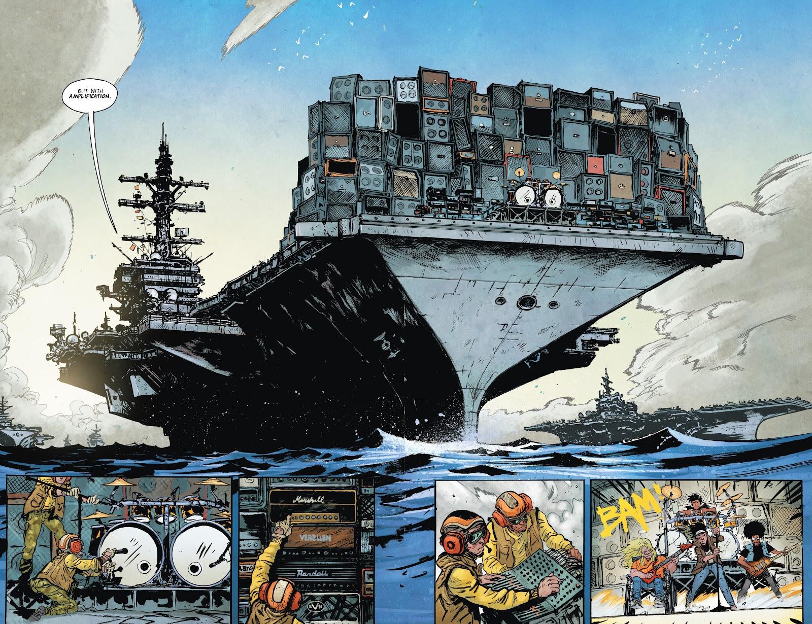 Read online Murder Falcon comic -  Issue #8 - 4